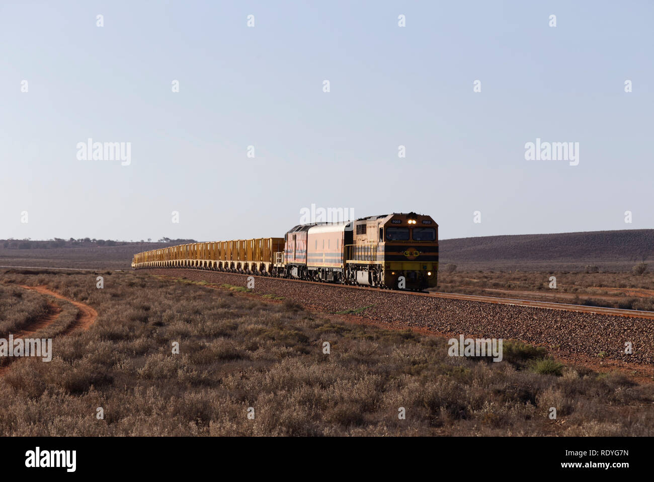 Freight Train Crossing Stock Photos & Freight Train Crossing