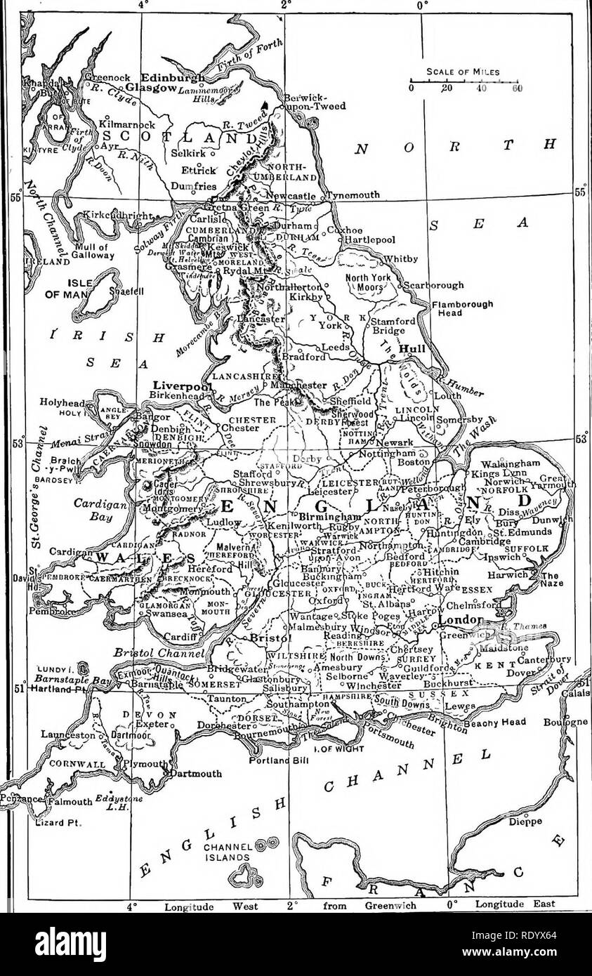 Map Of England Please.Map Of England Black And White Stock Photos Images Alamy