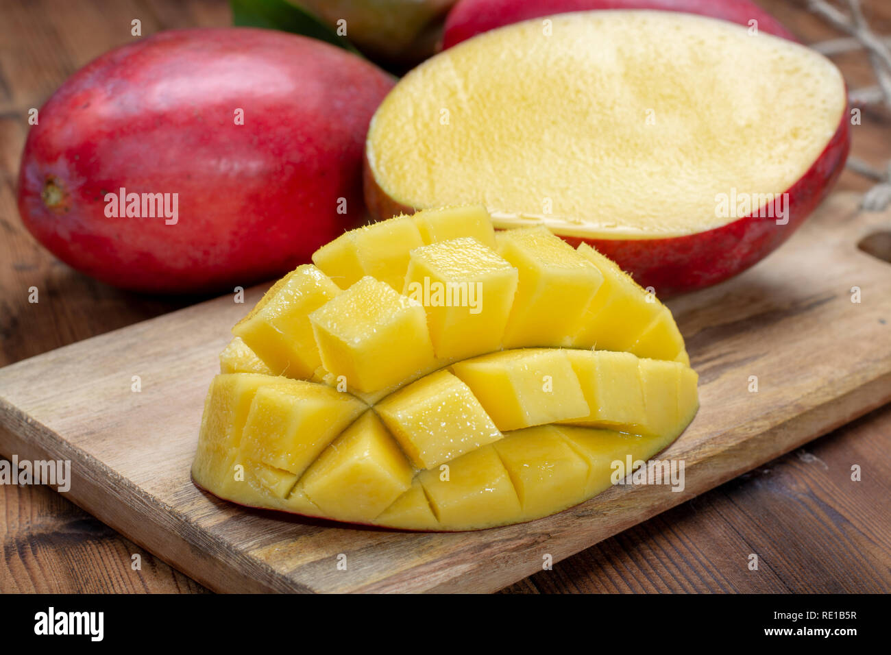 National fruit of India, Pakistan, and Philippines tropical