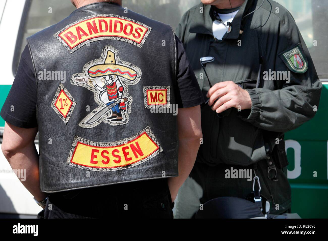 Motorcycle Club Patch Stock Photos & Motorcycle Club Patch