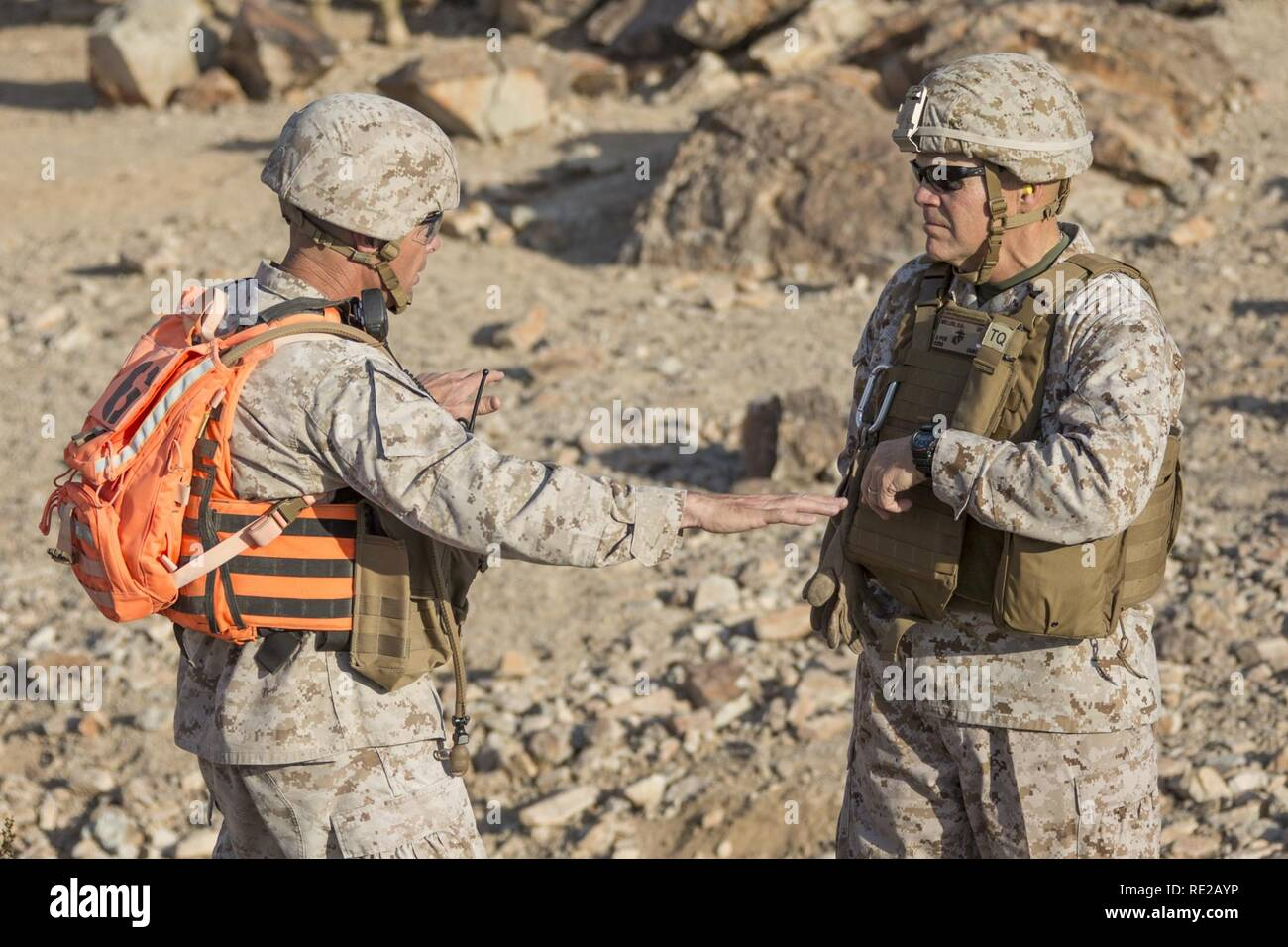Tactical Training Exercise Control Group Stock Photos & Tactical