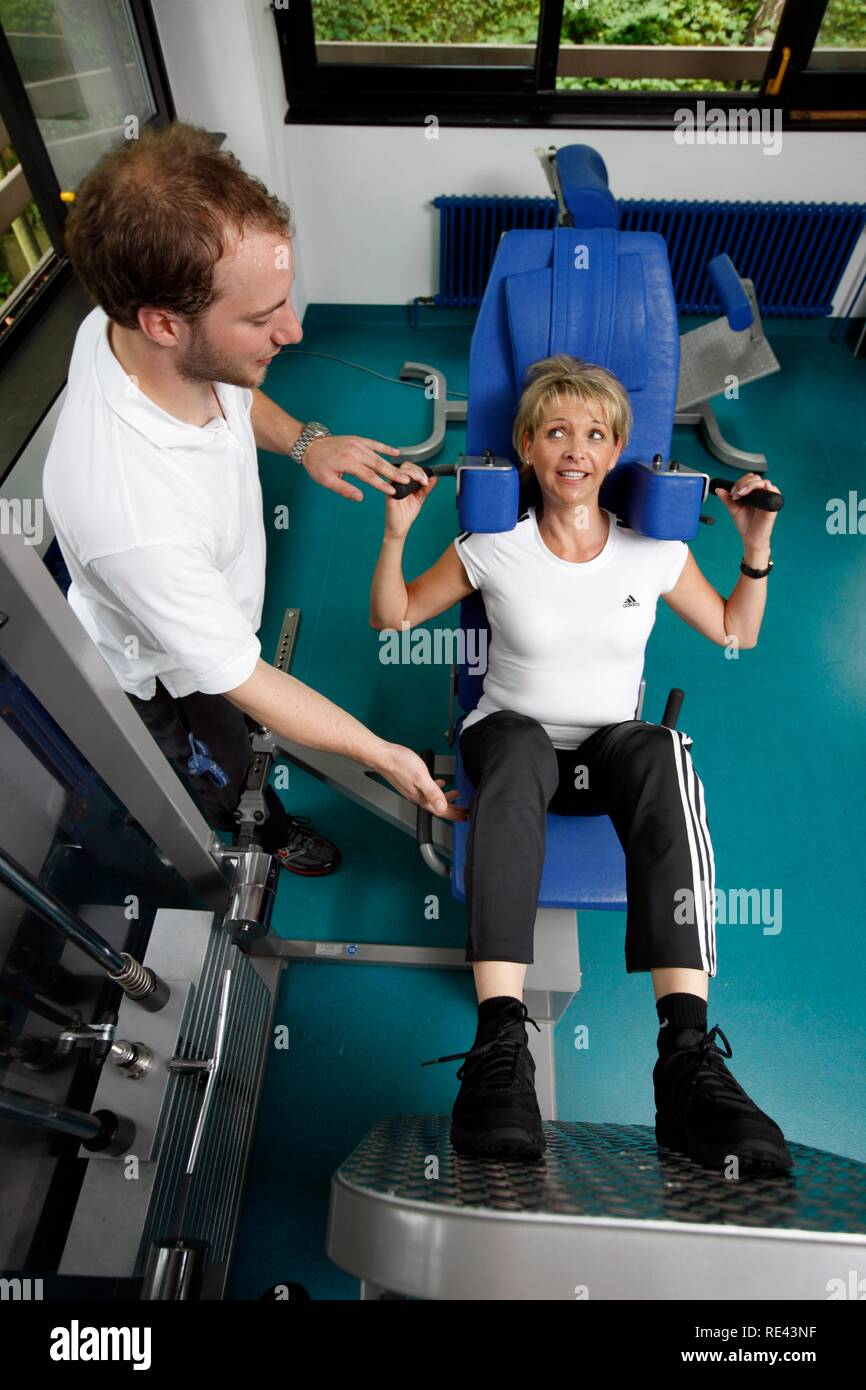 Physical Therapy Machine Stock Photos & Physical Therapy