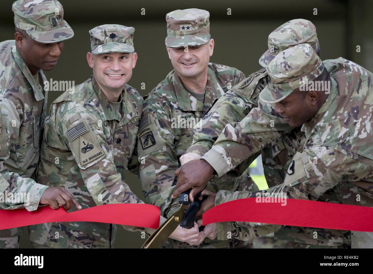 401st Army Field Support Brigade Stock Photos & 401st Army