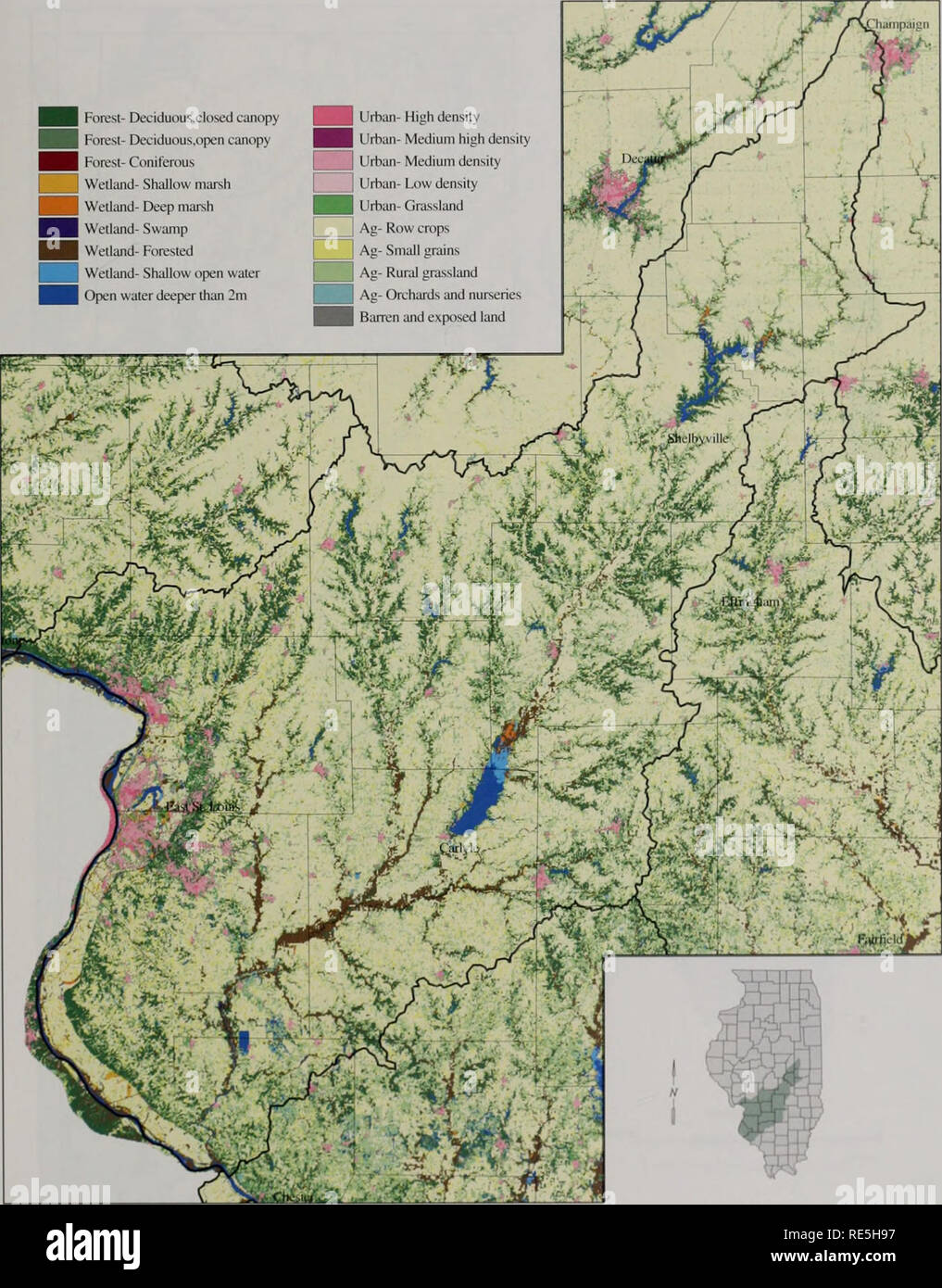 Critical trends in Illinois ecosystems. Ecological ...
