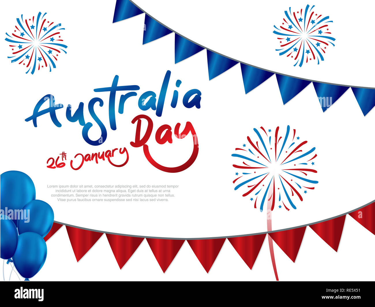 Map Of Australia 26th Parallel.Happy Australia Day Lettering Calligraphy Map Of Australia With