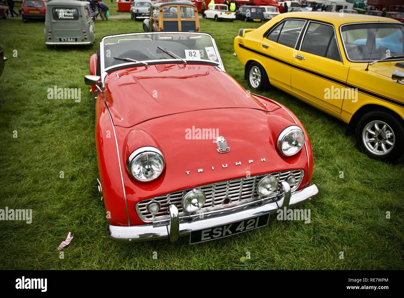 Triumph Motor Company Stock Photos & Triumph Motor Company
