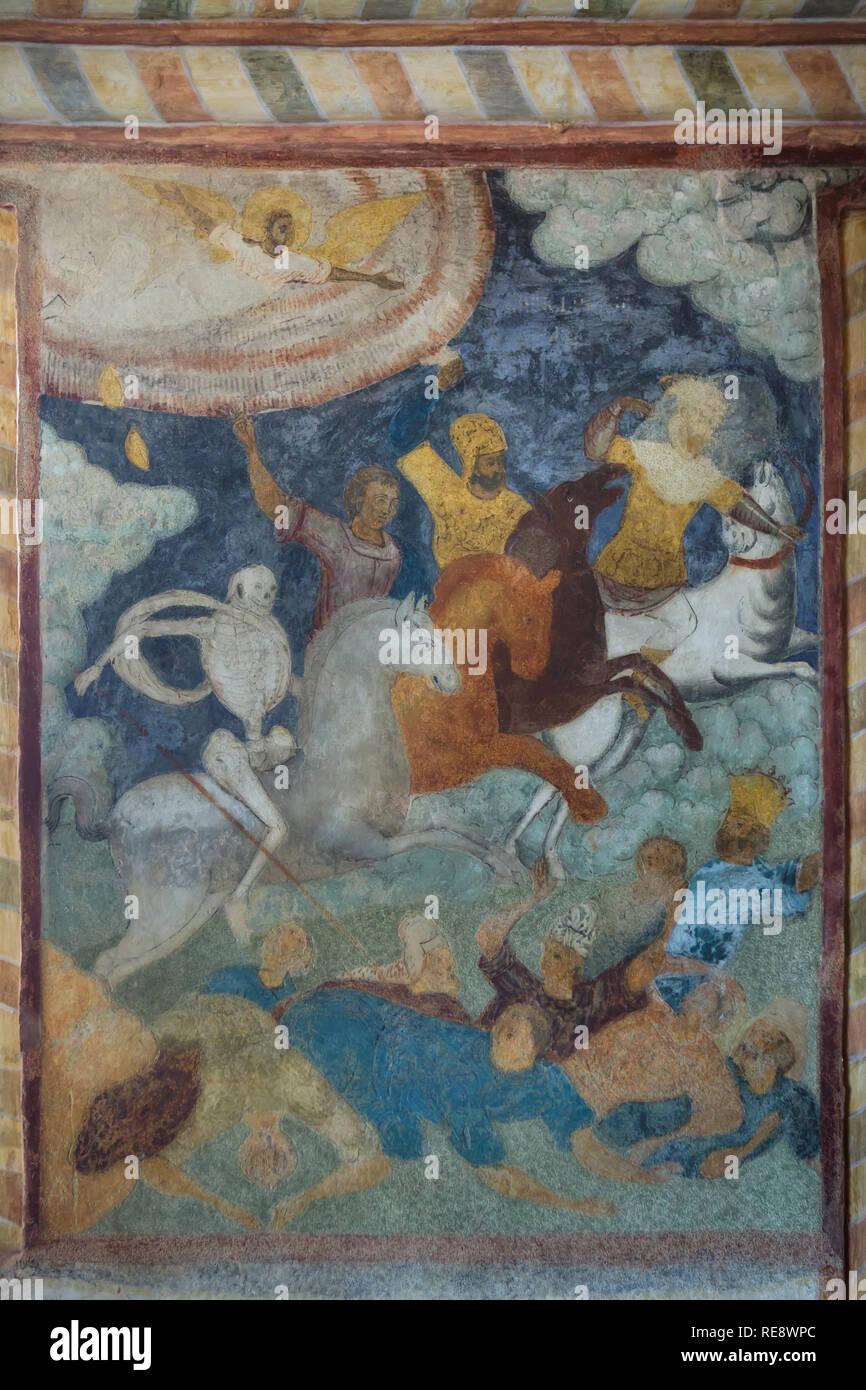 Four Horsemen Apocalypse Stock Photos & Four Horsemen