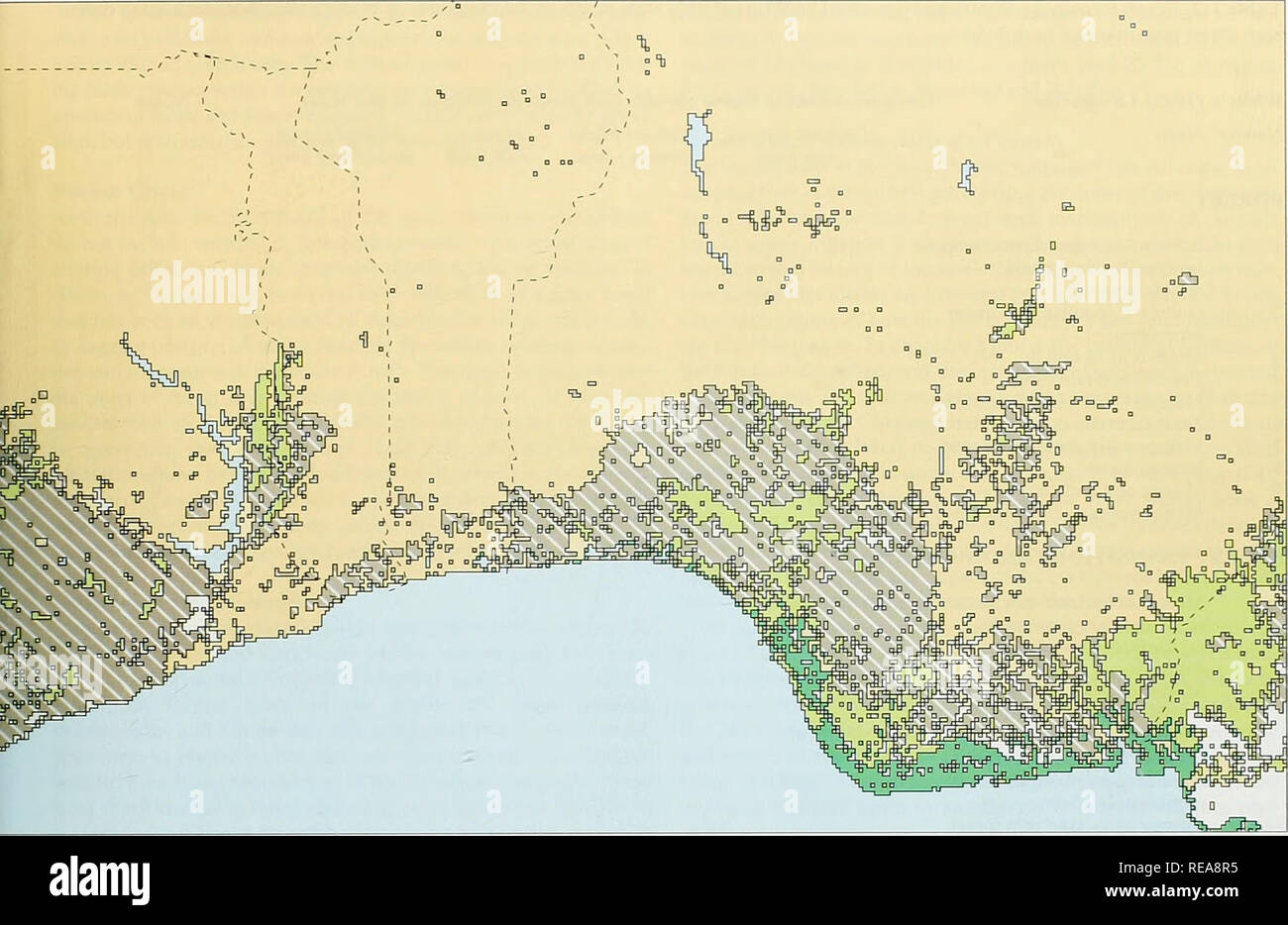 Tropical Rainforest In Africa Map.The Conservation Atlas Of Tropical Forests Africa Introduction Of