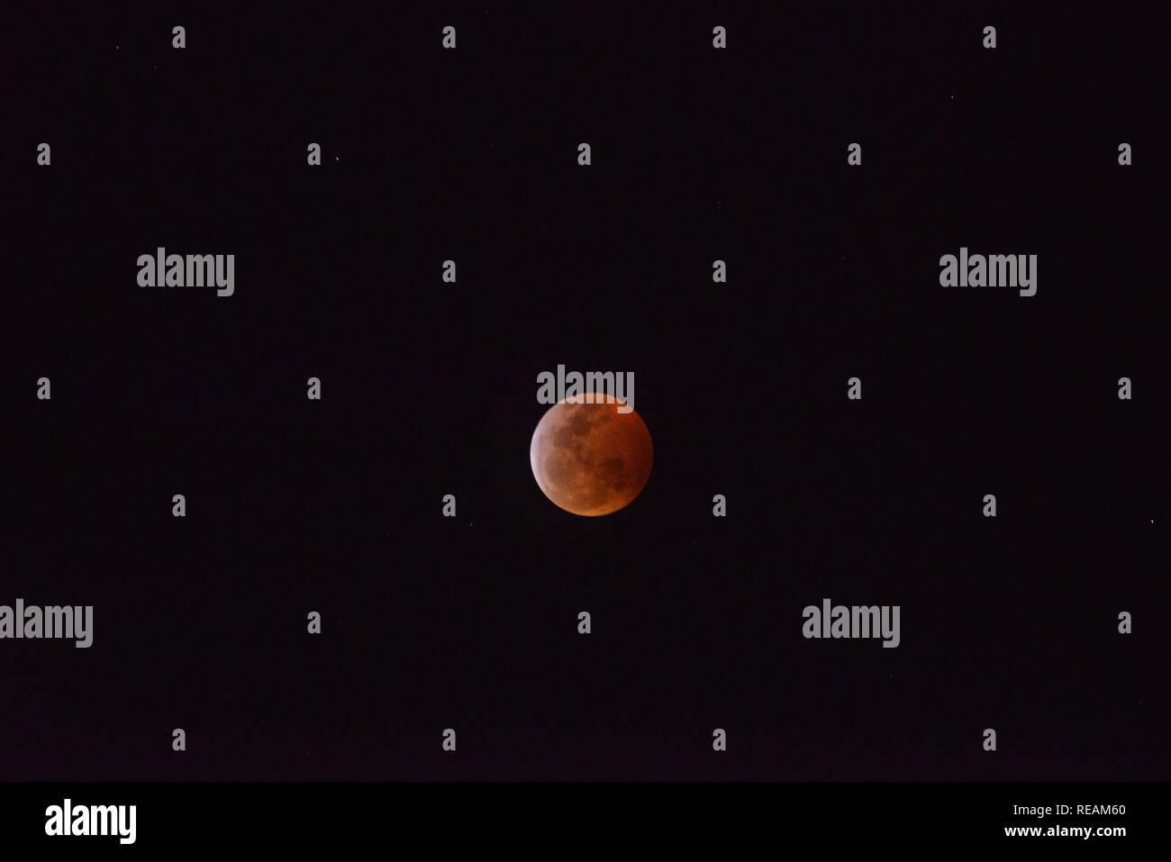 red moon february 2019 - photo #42
