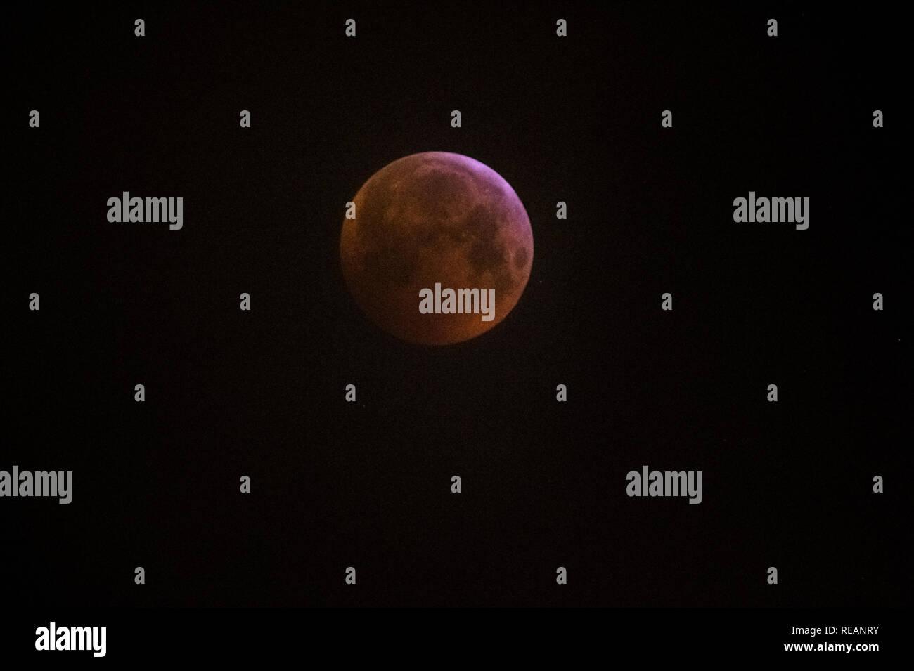 super blood moon january 2019 utah - photo #12