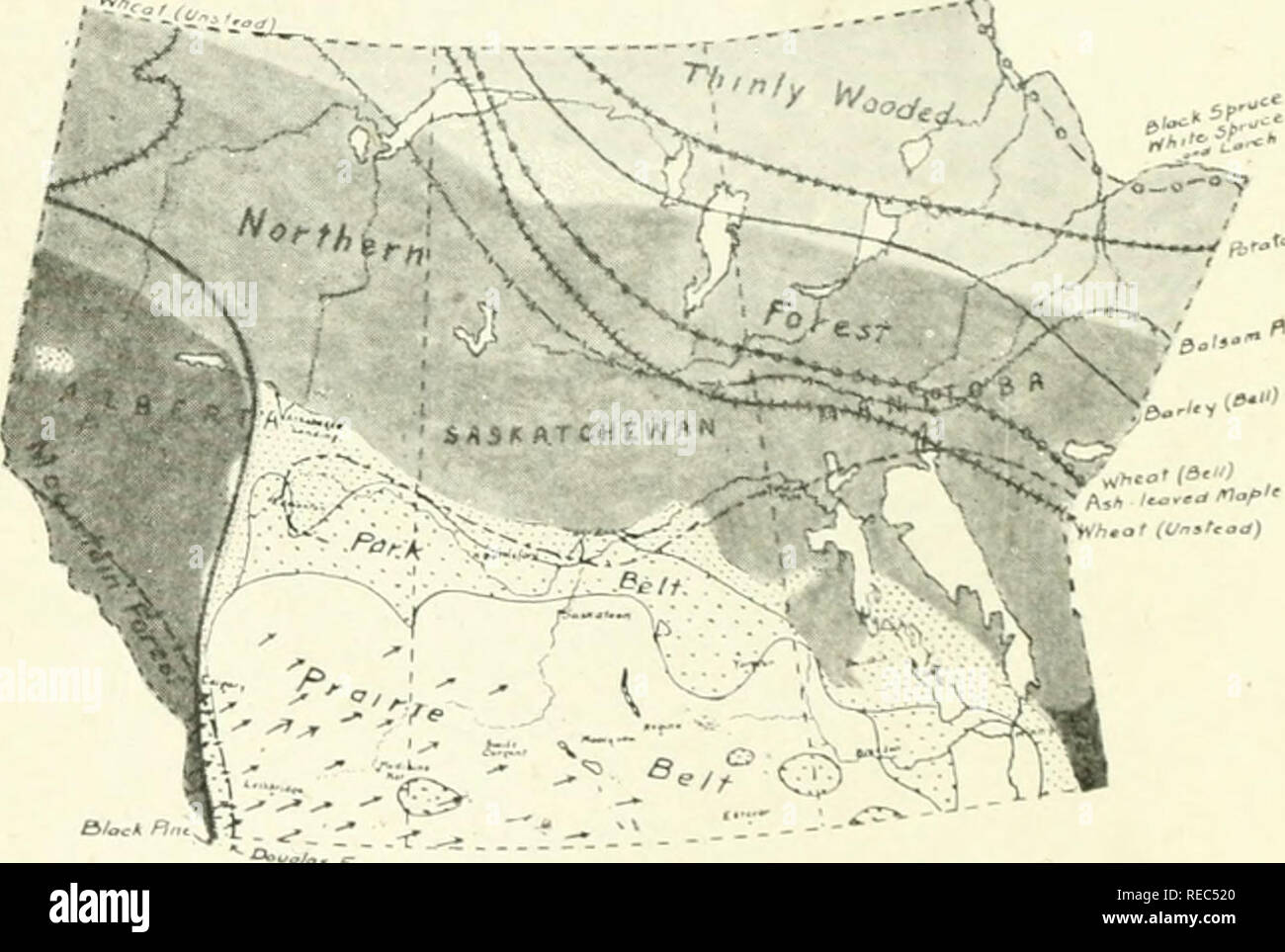 Map Of Western Canada Provinces.Dry Farming In Western Canada Canada Agriculture Canada Dry