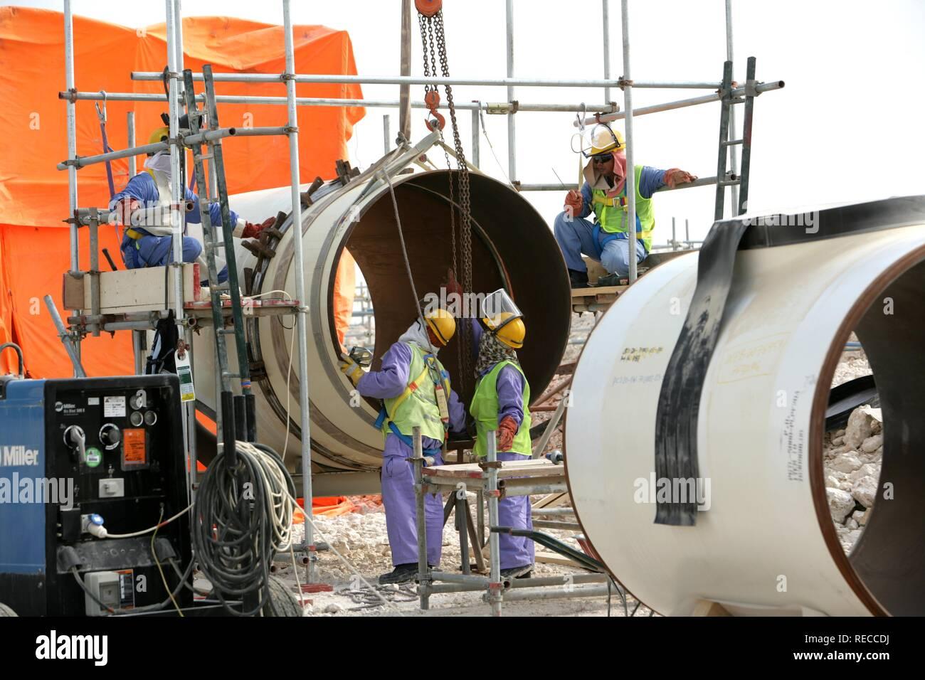 Arabian Construction Company Stock Photos & Arabian Construction