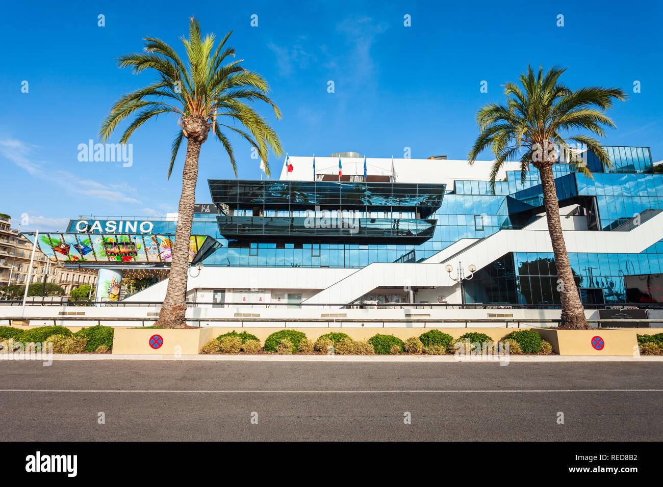 Cannes casino casino gaming license nj