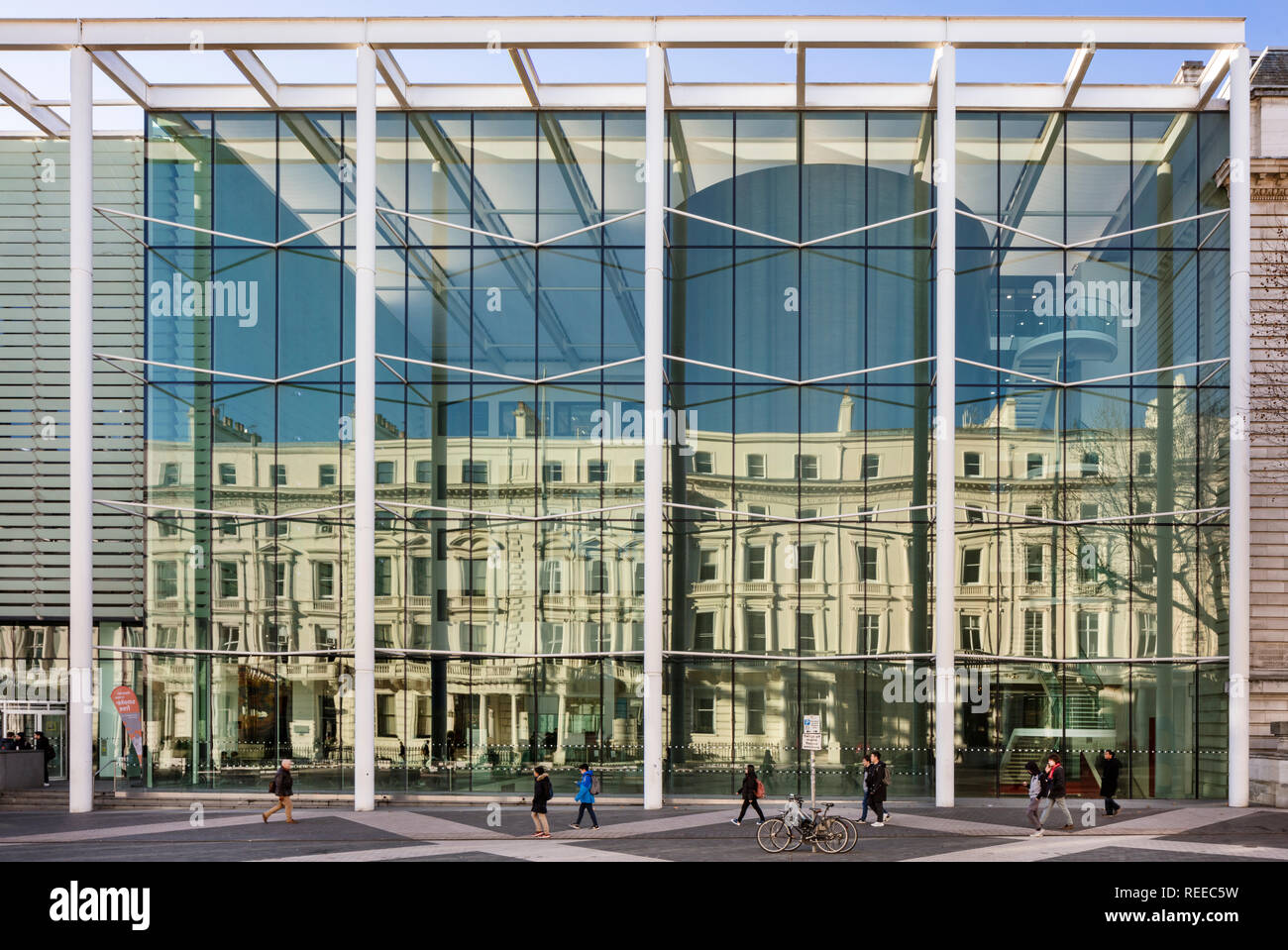 Imperial College London - Stock Image