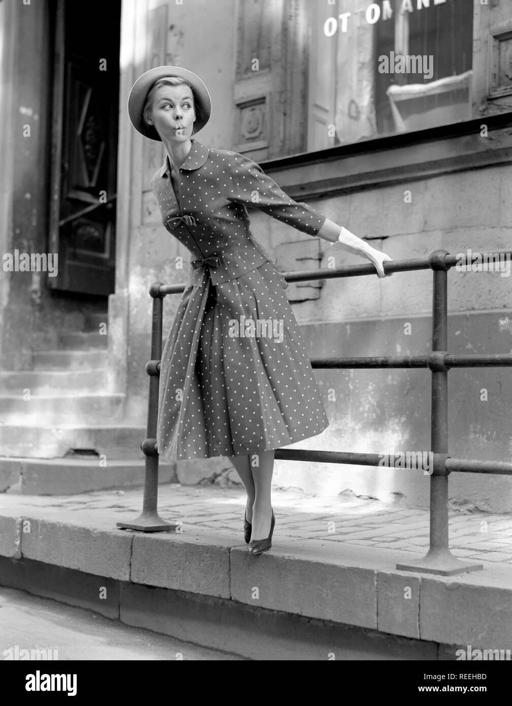 50er mode frauen