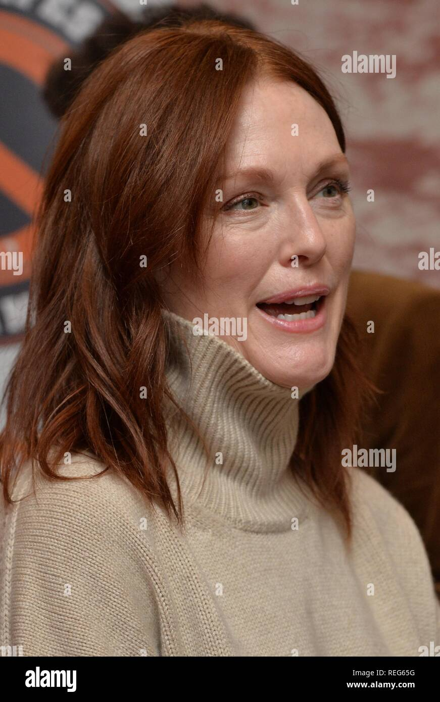 New York Ny Usa 21st Jan 2019 Julianne Moore At