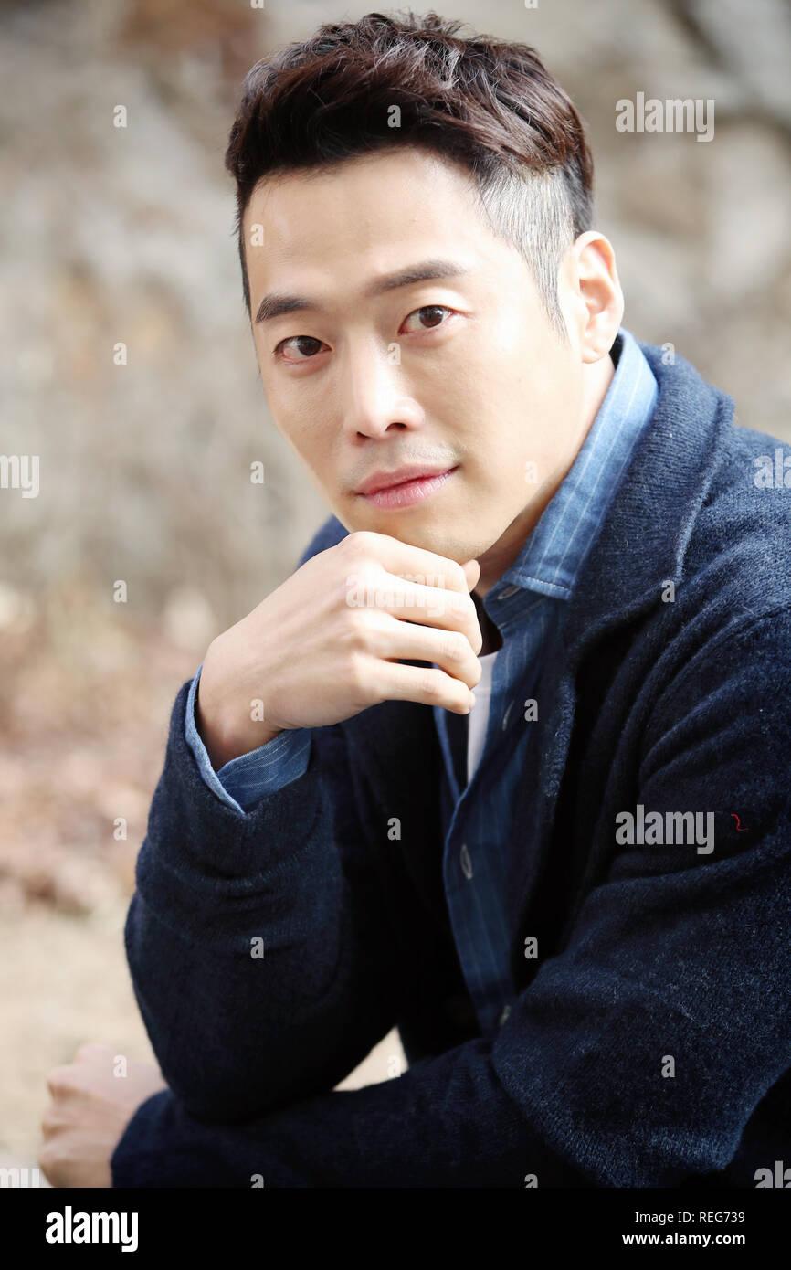 22nd Jan, 2019  S  Korean actor Kim Jae-won South Korean