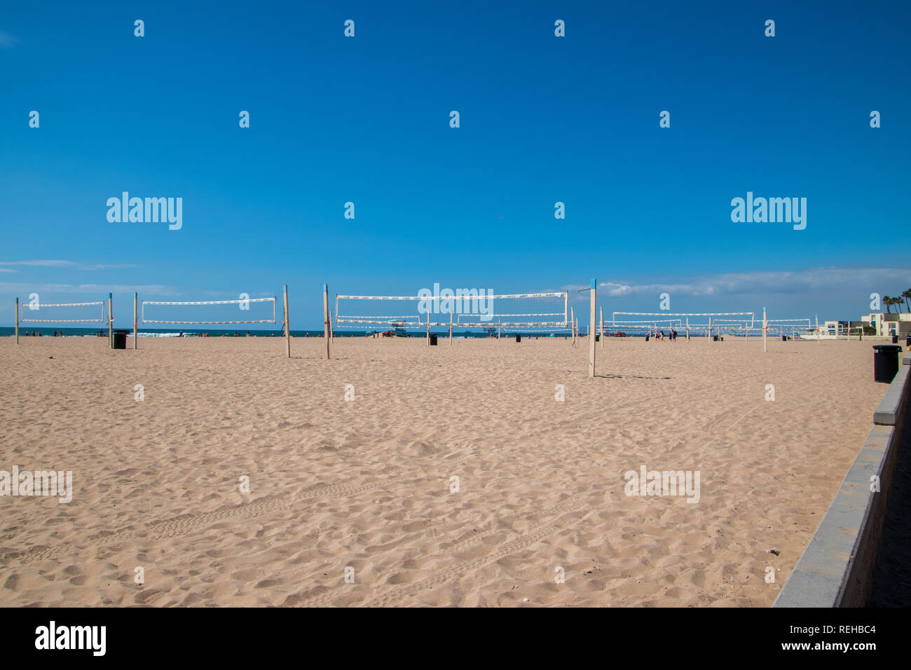 Outdoor Court Volleyball High Resolution Stock Photography And Images Alamy