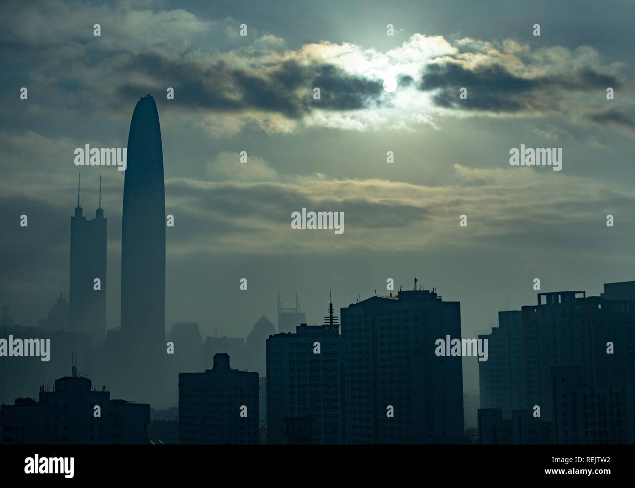 China - Stock Image