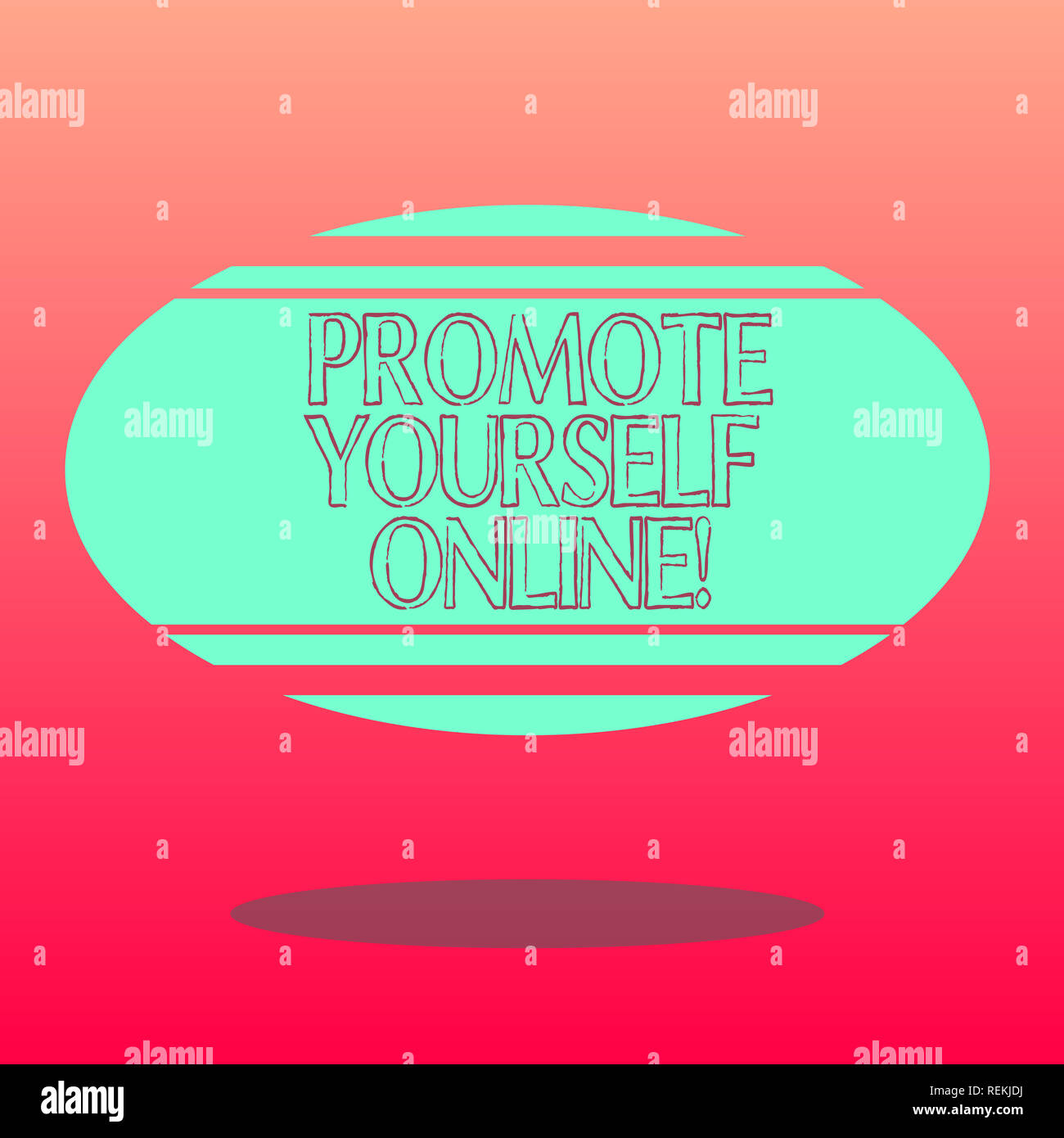 how to promote yourself online