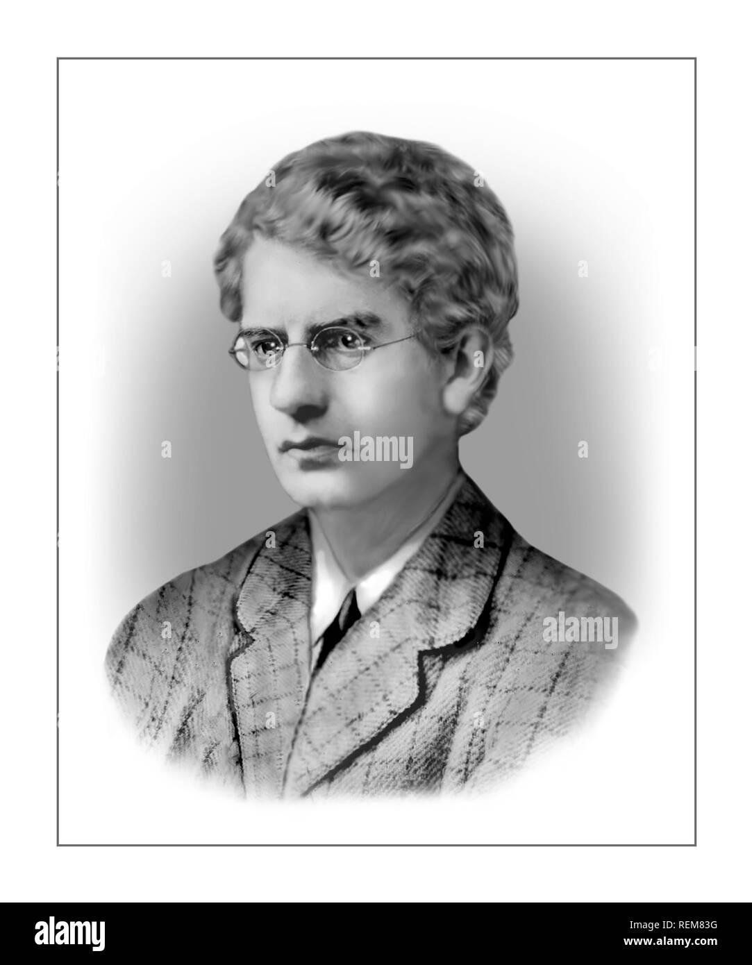 John Logie Baird 1888-1946 Scottish Electrical Engineer Television Pioneer - Stock Image