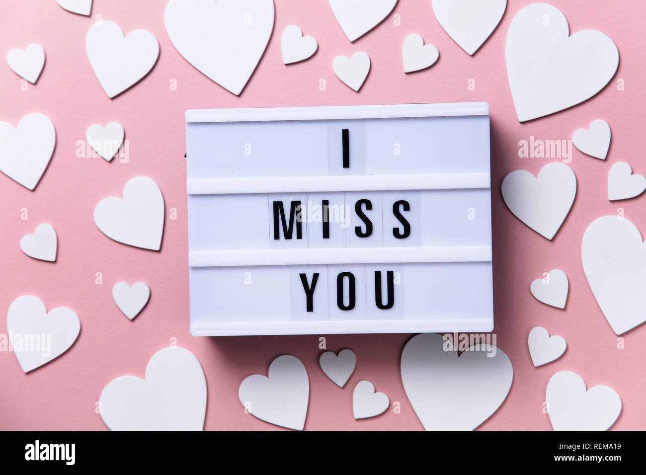 Miss you heart