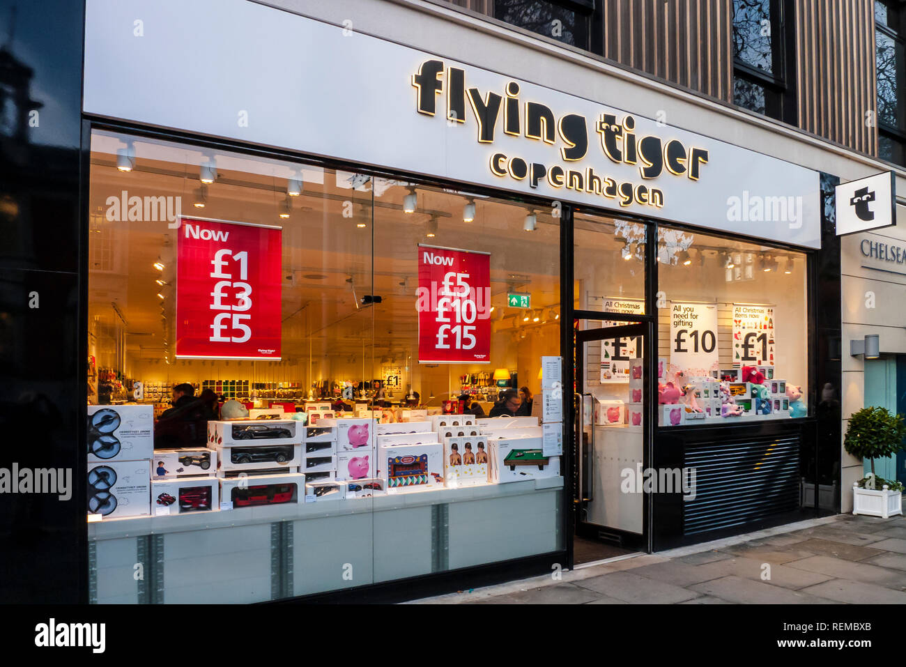 Flying Tiger Stock Photos Flying Tiger Stock Images Alamy