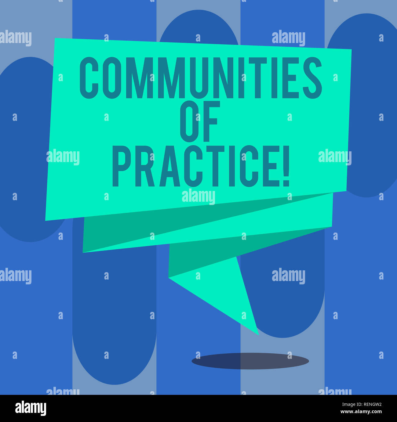 Handwriting Text Writing Communities Of Practice Concept Meaning