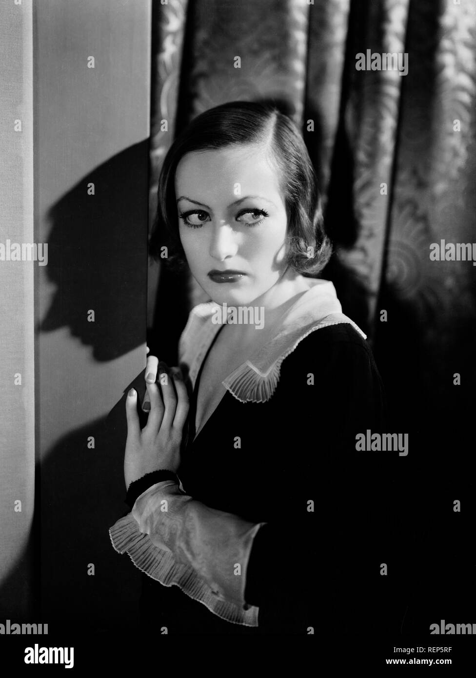 Grand Hotel  Year : 1932 USA Director : Edmund Goulding Joan Crawford - Stock Image
