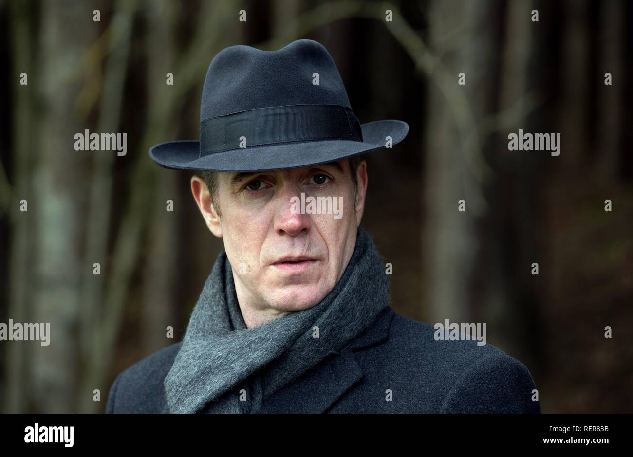 RHYS IFANS SNOWDEN (2016) - Stock Image