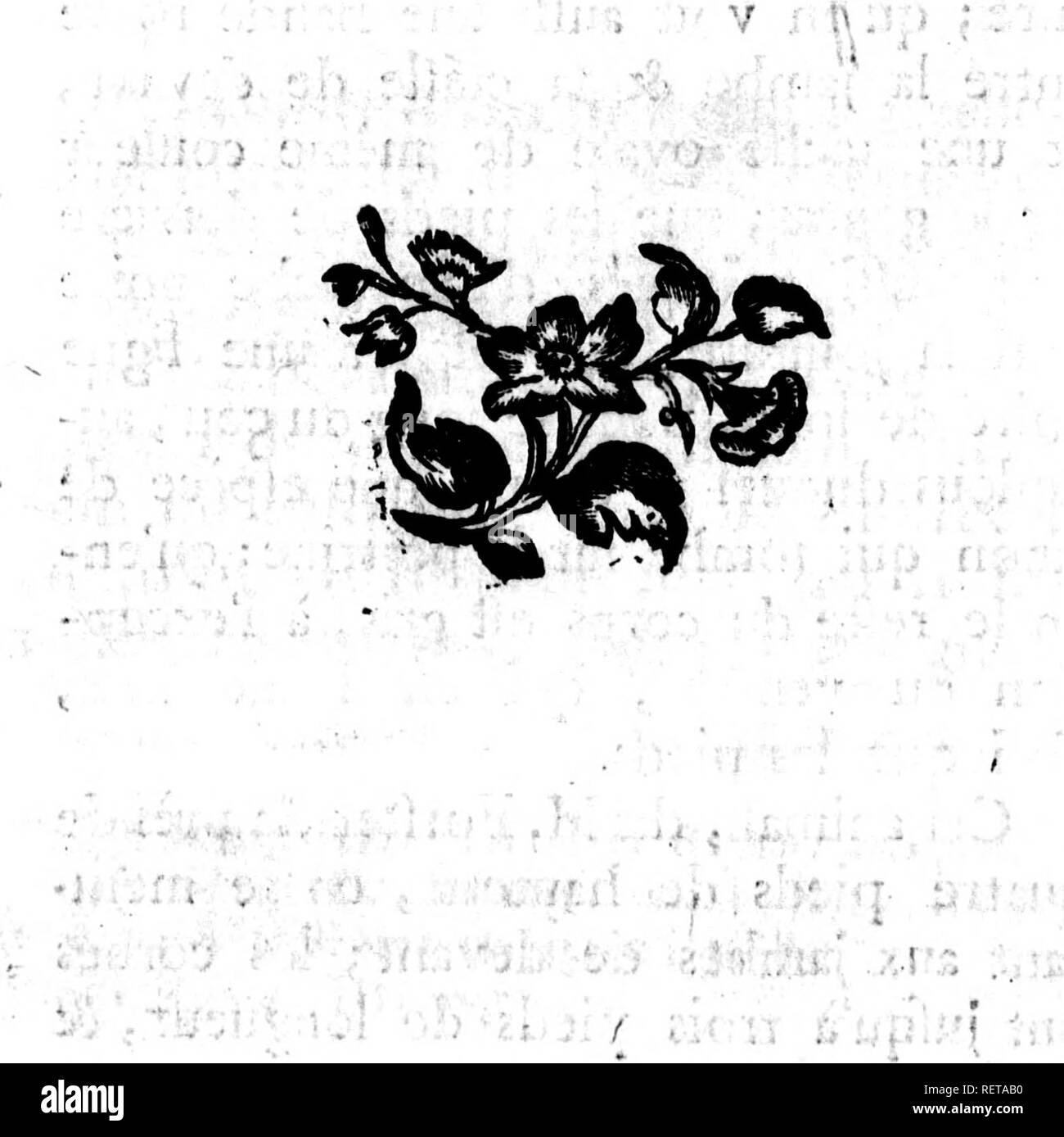 """. Histoire naturelle, générale et particulière [microforme] : servant de suite à l'histoire des animaux quadrupèdes. Sciences naturelles; Natural history. â .>''»*;i;:''î.'^rT""""' ï ...,.,...,. ^82 Supplément à VHiJloire reflcmblent parfaitement à celles qiii fe trouvent dans THiftoire Naturelle de M. de Buffon , volume XIL planche XXXIII, Ces gazelles ne vont point en troupes, mais feulement par paires, & il me femble que c*cfl: le même animal ' que le parafai du Congo , dont parle le P. Charles dé Plaifance (d). , ^., <⢠{'dj Voyage au Congo, tome I^page 49^4/ *&quot - Stock Image"""