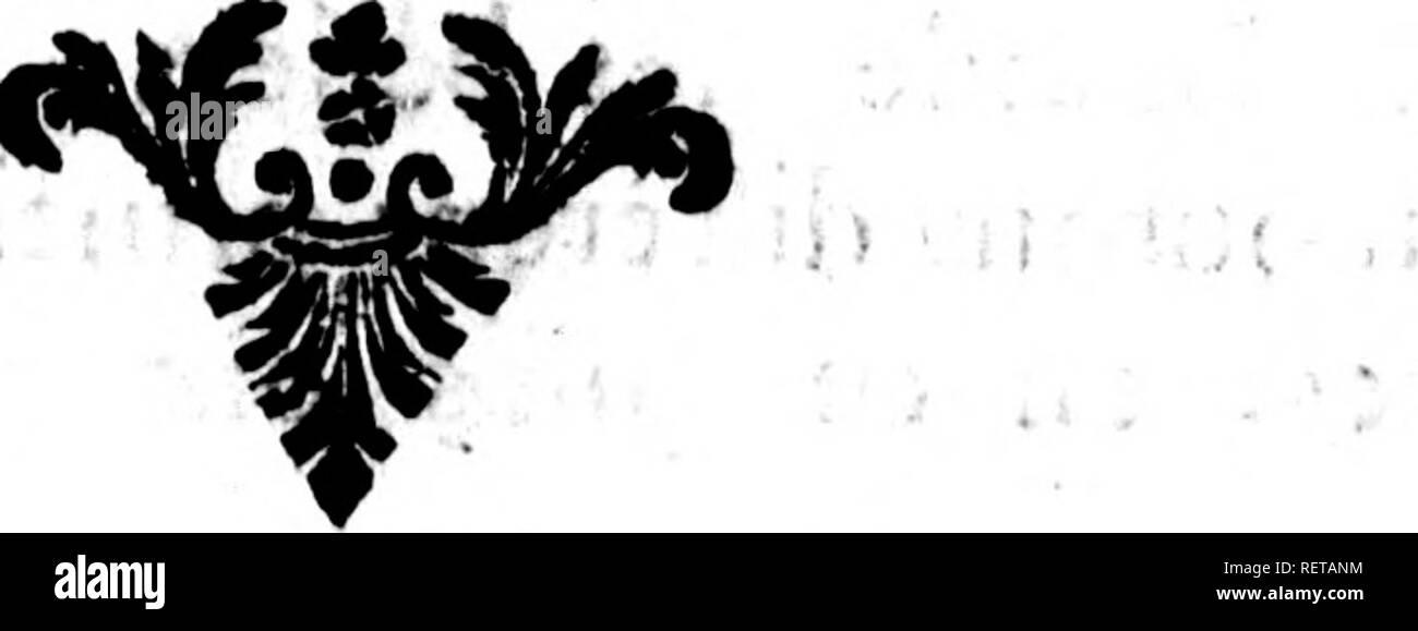 . Histoire naturelle, générale et particulière [microforme] : servant de suite à l'histoire des animaux quadrupèdes. Sciences naturelles; Natural history. î 16 Supplément à VBifloirê les cornés plus grandes & plus grofle^' Il s*en trouve plufieurs qui ont trois cor- nes, & quelques-uns qiti en ont quatre, cinq & même davantage î cependant ii^ «é faut pas croire que cette particularité fort commune à toute la race des béliers d'iflande,&que tous y aient plus de deux Cornes i car, dans un troupeau de quatre ou cinq cents moutons, on en ci'ouve à peine trois ou quatr - Stock Image
