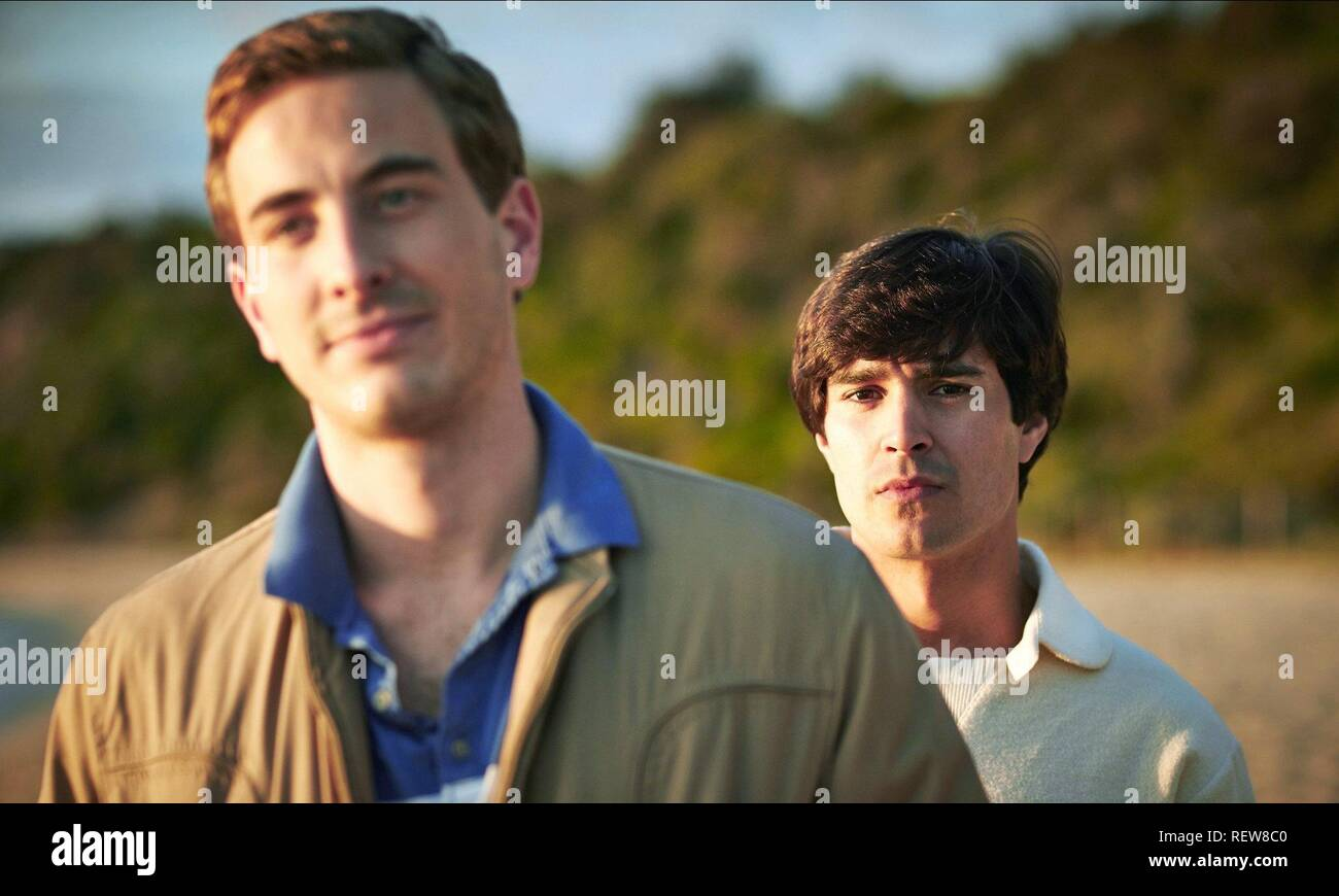 RYAN CORR & CRAIG STOTT  Character(s): Timothy Conigrave, John Caleo  Film 'HOLDING THE MAN' (2015)  Directed By NEIL ARMFIELD  14 June 2015  SAV84197  Allstar Picture Library/SCREEN AUSTRALIA  **WARNING** This Photograph is for editorial use only and is the copyright of SCREEN AUSTRALIA  and/or the Photographer assigned by the Film or Production Company & can only be reproduced by publications in conjunction with the promotion of the above Film. A Mandatory Credit To SCREEN AUSTRALIA is required. The Photographer should also be credited when known. No commercial use can be granted without wri - Stock Image