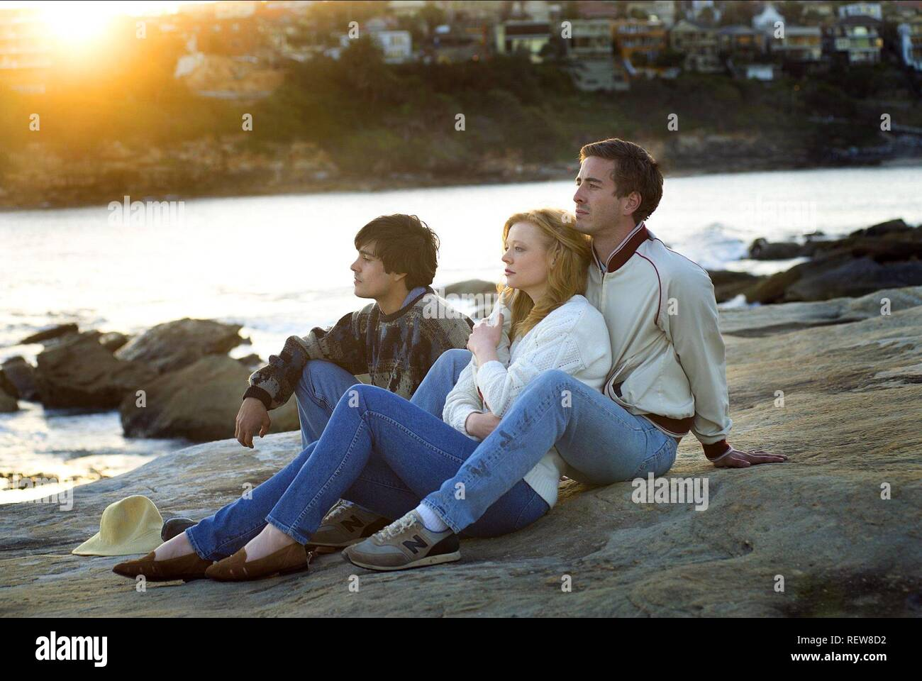CRAIG STOTT, SARAH SNOOK & RYAN CORR  Character(s): John Caleo, Pepe Trevor, Timothy Conigrave  Film 'HOLDING THE MAN' (2015)  Directed By NEIL ARMFIELD  14 June 2015  SAV84195  Allstar Picture Library/SCREEN AUSTRALIA  **WARNING** This Photograph is for editorial use only and is the copyright of SCREEN AUSTRALIA  and/or the Photographer assigned by the Film or Production Company & can only be reproduced by publications in conjunction with the promotion of the above Film. A Mandatory Credit To SCREEN AUSTRALIA is required. The Photographer should also be credited when known. No commercial use  - Stock Image
