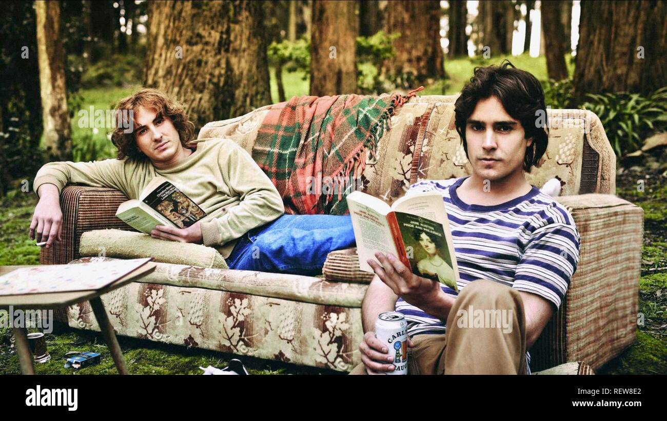 RYAN CORR & CRAIG STOTT  Character(s): Timothy Conigrave, John Caleo  Film 'HOLDING THE MAN' (2015)  Directed By NEIL ARMFIELD  14 June 2015  SAV84198  Allstar Picture Library/SCREEN AUSTRALIA  **WARNING** This Photograph is for editorial use only and is the copyright of SCREEN AUSTRALIA  and/or the Photographer assigned by the Film or Production Company & can only be reproduced by publications in conjunction with the promotion of the above Film. A Mandatory Credit To SCREEN AUSTRALIA is required. The Photographer should also be credited when known. No commercial use can be granted without wri - Stock Image