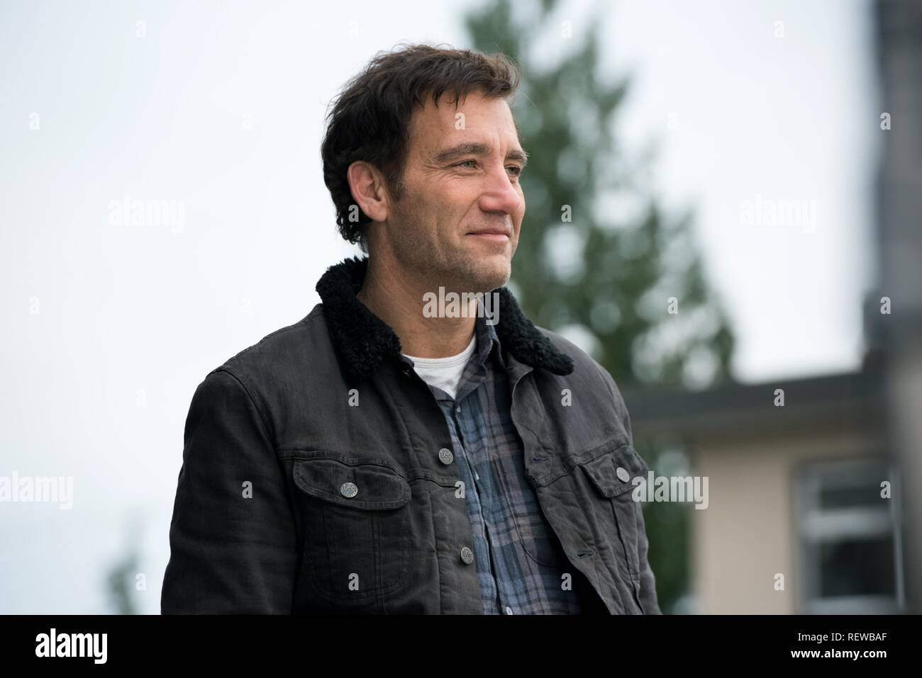 CLIVE OWEN THE CONFIRMATION (2016) - Stock Image