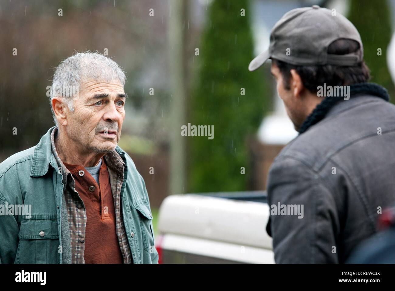 ROBERT FORSTER THE CONFIRMATION (2016) - Stock Image