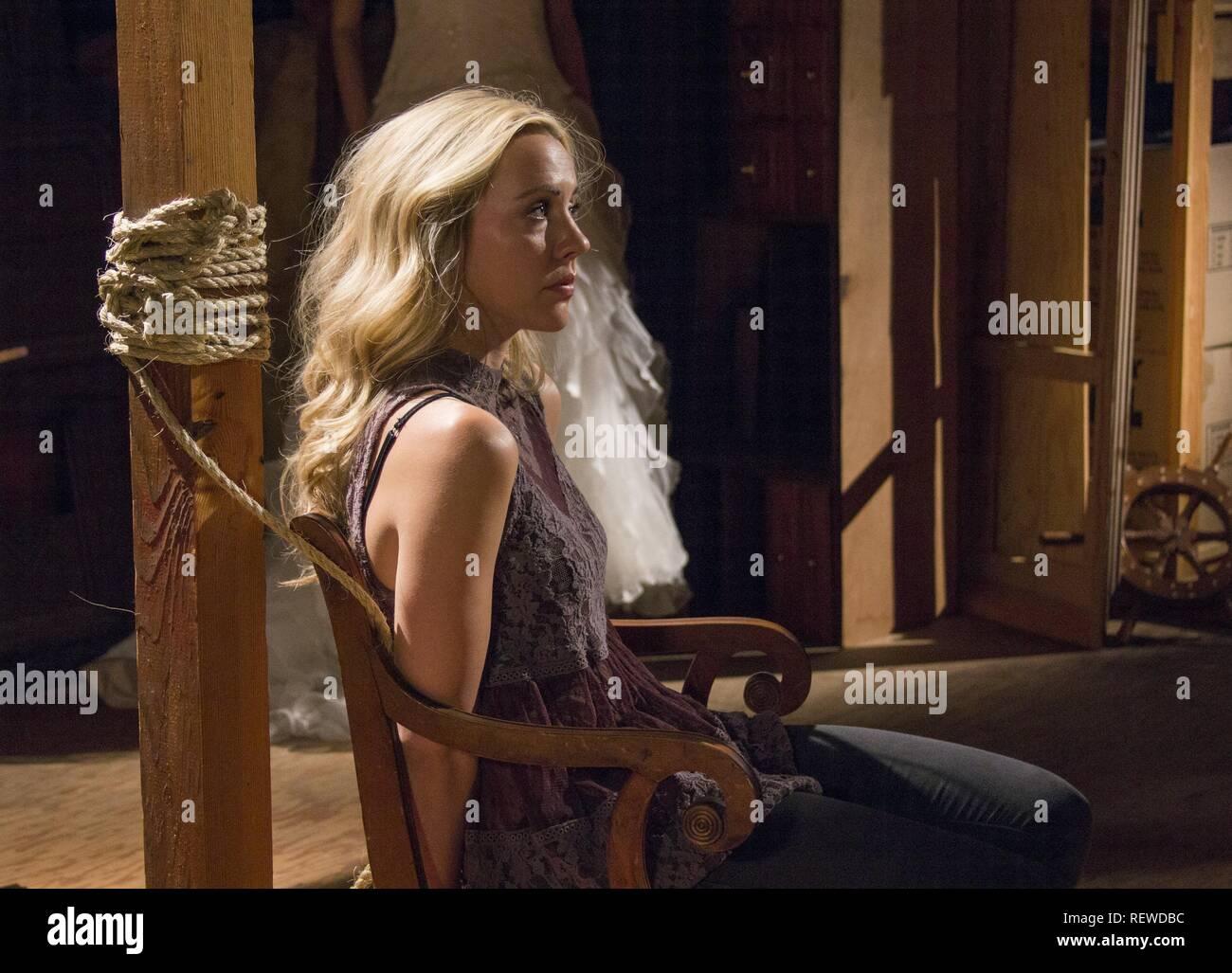 SAMANTHA COPE STORAGE LOCKER 181 (2016) - Stock Image