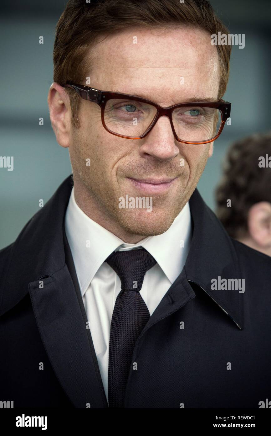 DAMIAN LEWIS OUR KIND OF TRAITOR (2016) Stock Photo