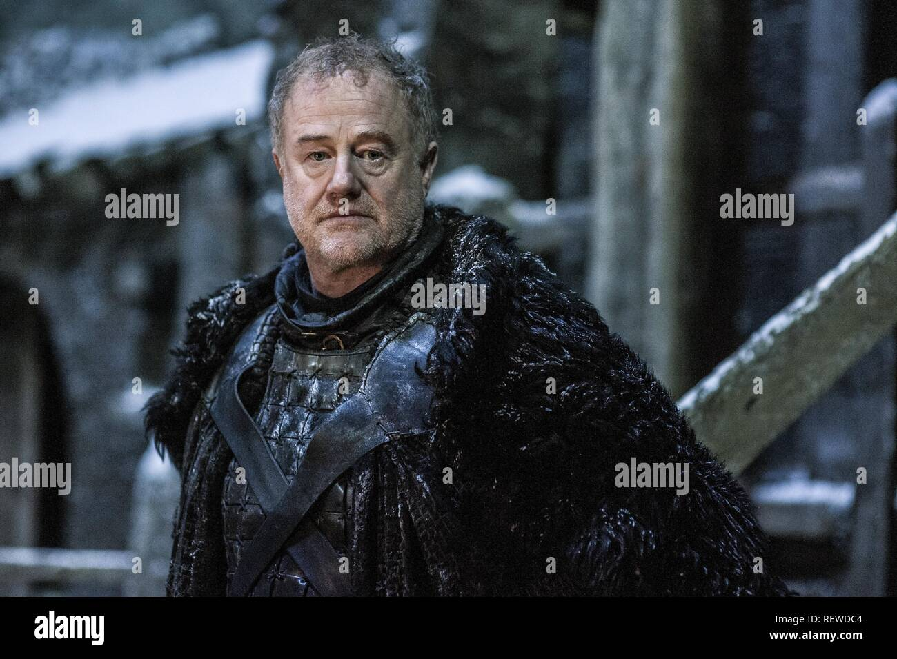 OWEN TEALE GAME OF THRONES : SEASON 6 (2016) - Stock Image