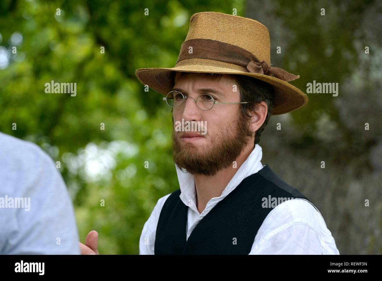 GUILLAUME CANET CEZANNE AND I; CEZANNE ET MOI (2016) - Stock Image