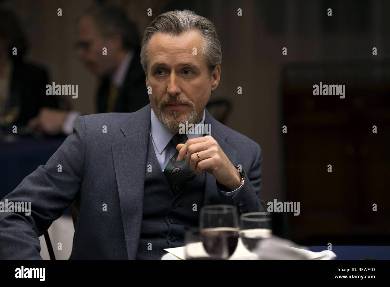 LINUS ROACHE BARRY (2016) - Stock Image