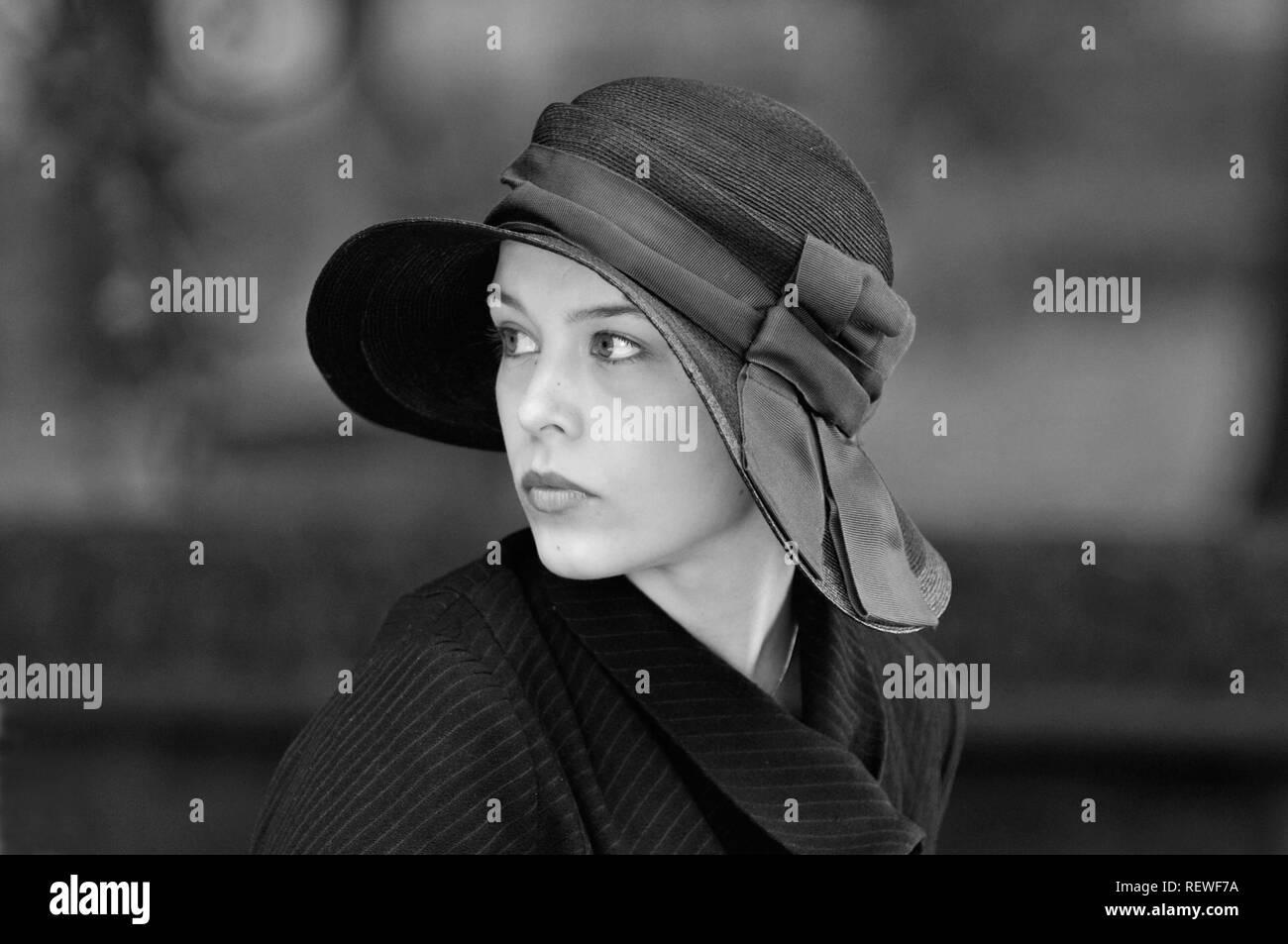 PAULA BEER FRANTZ (2016) - Stock Image