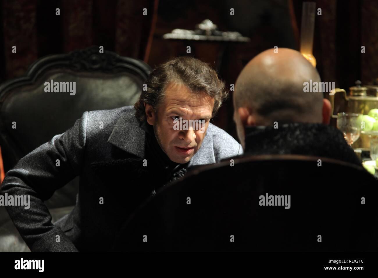 VLADIMIR MASHKOV THE DUELIST; DUELYANT (2016) - Stock Image