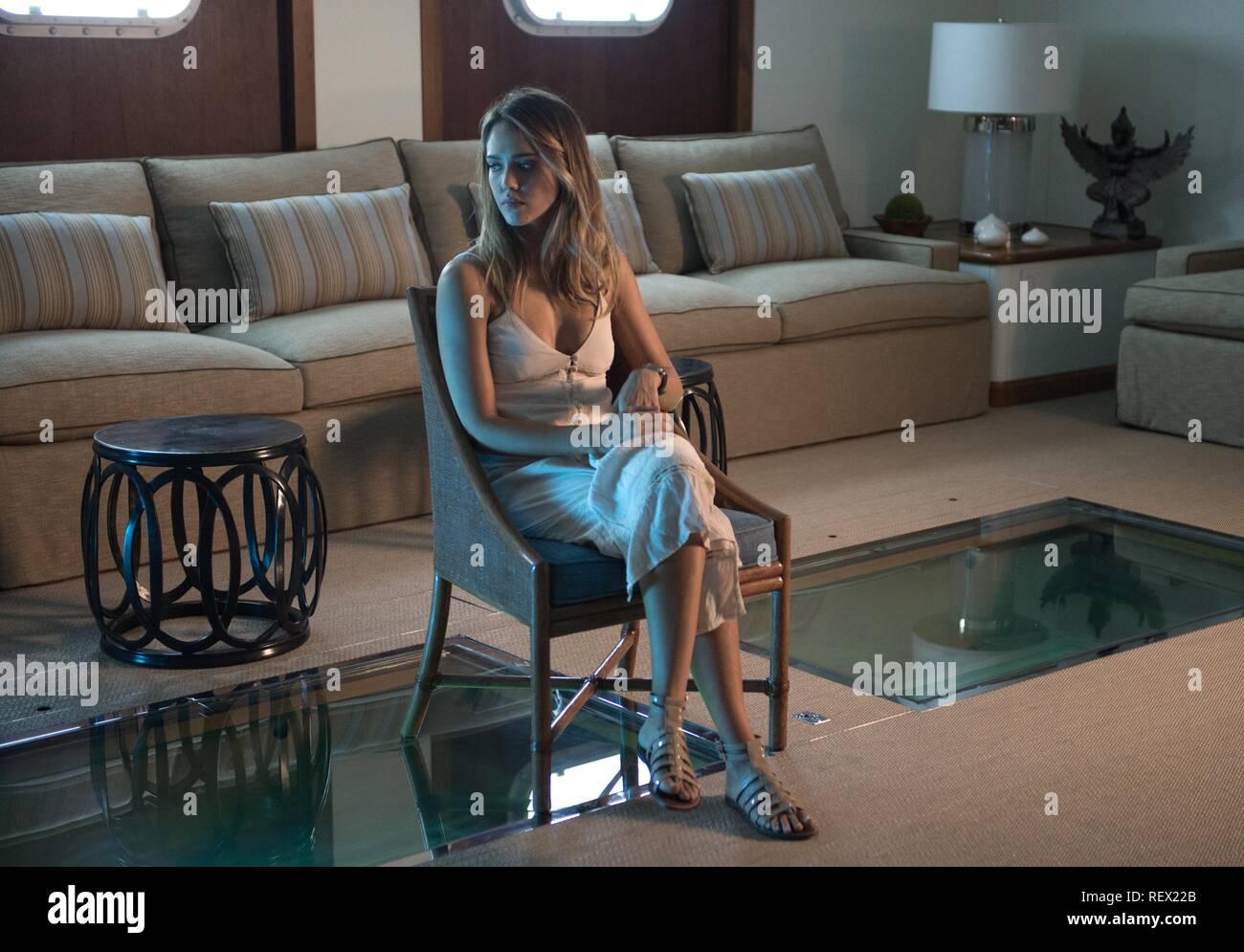 JESSICA ALBA MECHANIC: RESURRECTION (2016) - Stock Image