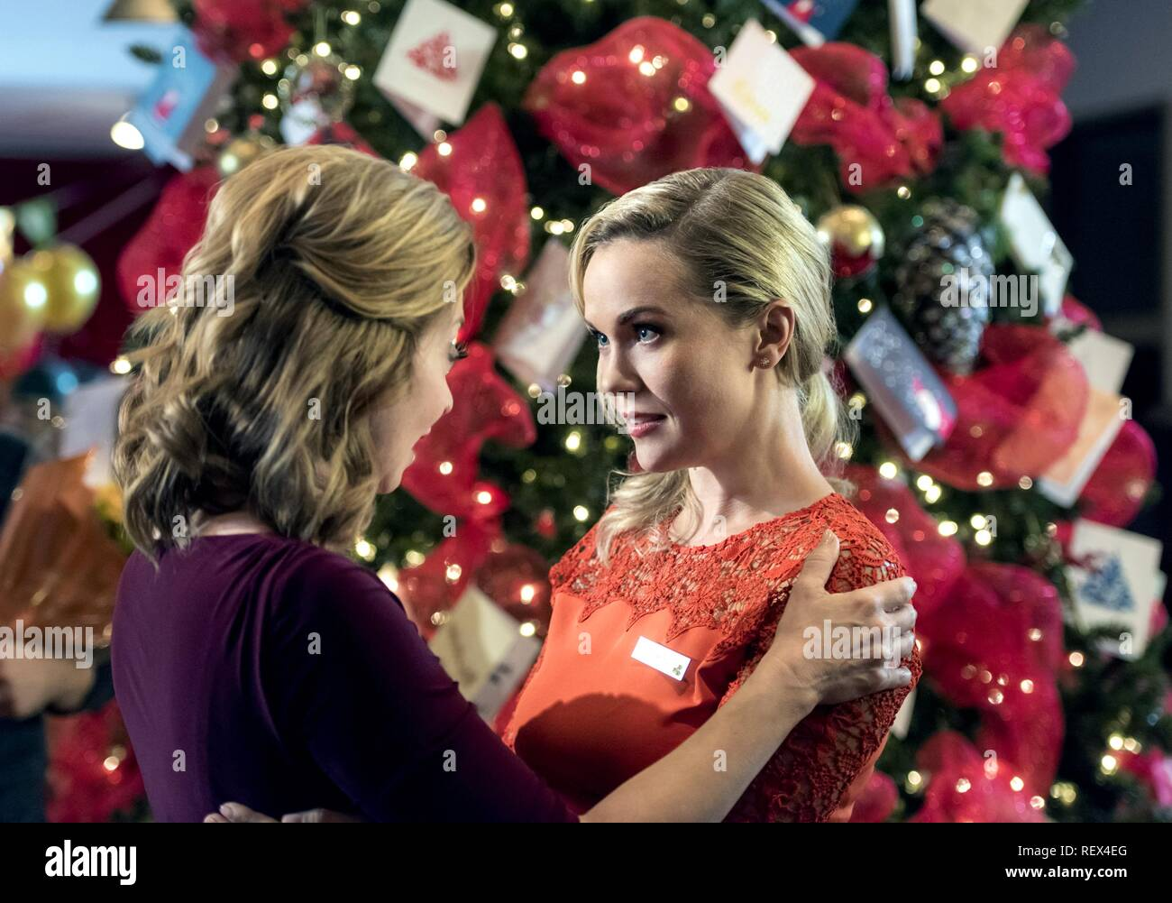 Hearts Of Christmas.Sharon Lawrence Emilie Ullerup Character S Alice Jenny