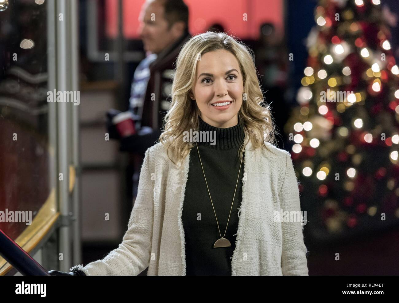 Hearts Of Christmas.Emilie Ullerup Hearts Of Christmas 2016 Stock Photo