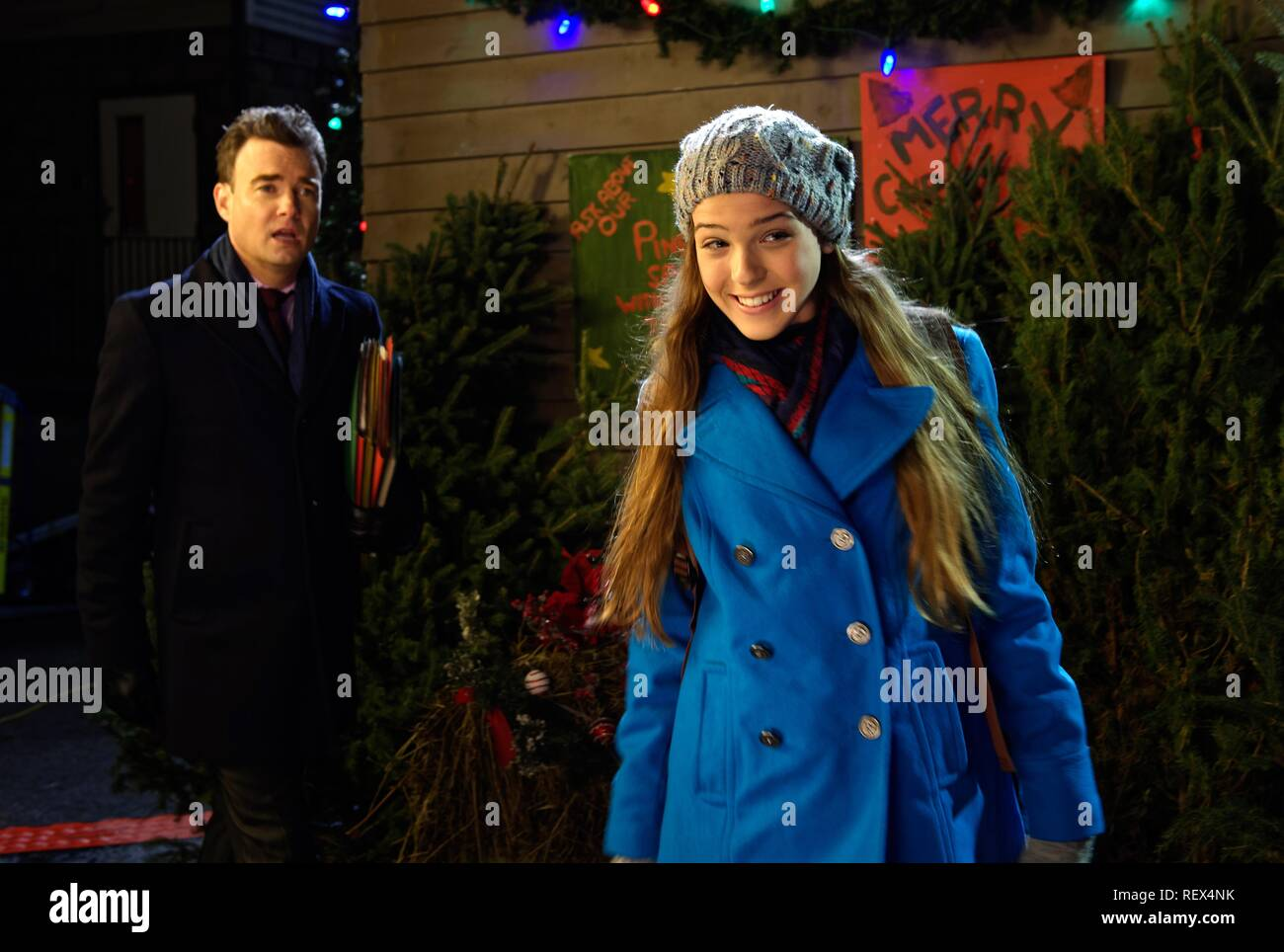Sound Of Christmas.Robin Dunne Micah Kalisch Character S Brad Evans