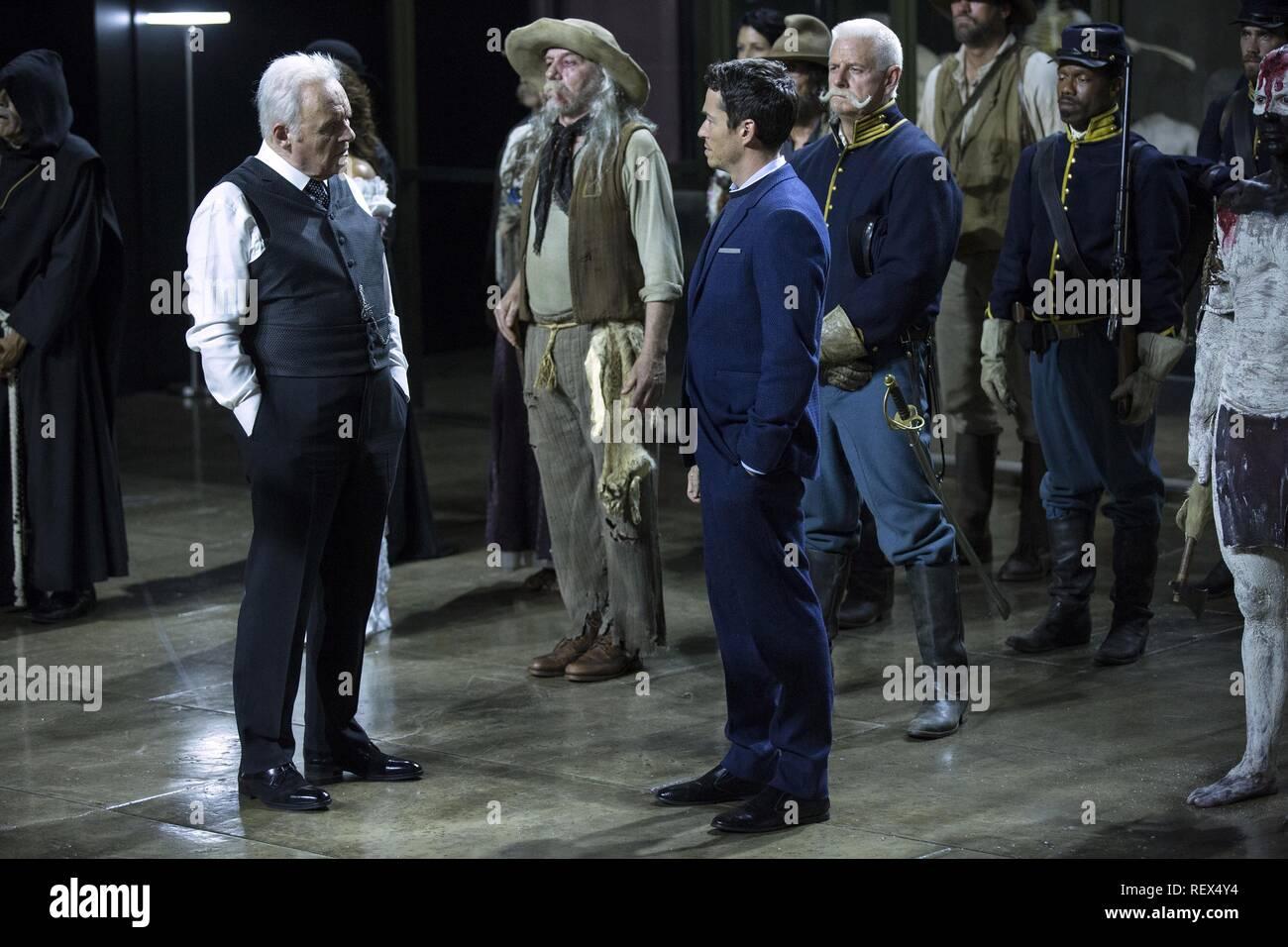 Anthony Hopkins   Simon Quarterman Television  Westworld   Season 1  (TV-Serie) 12ee684a4