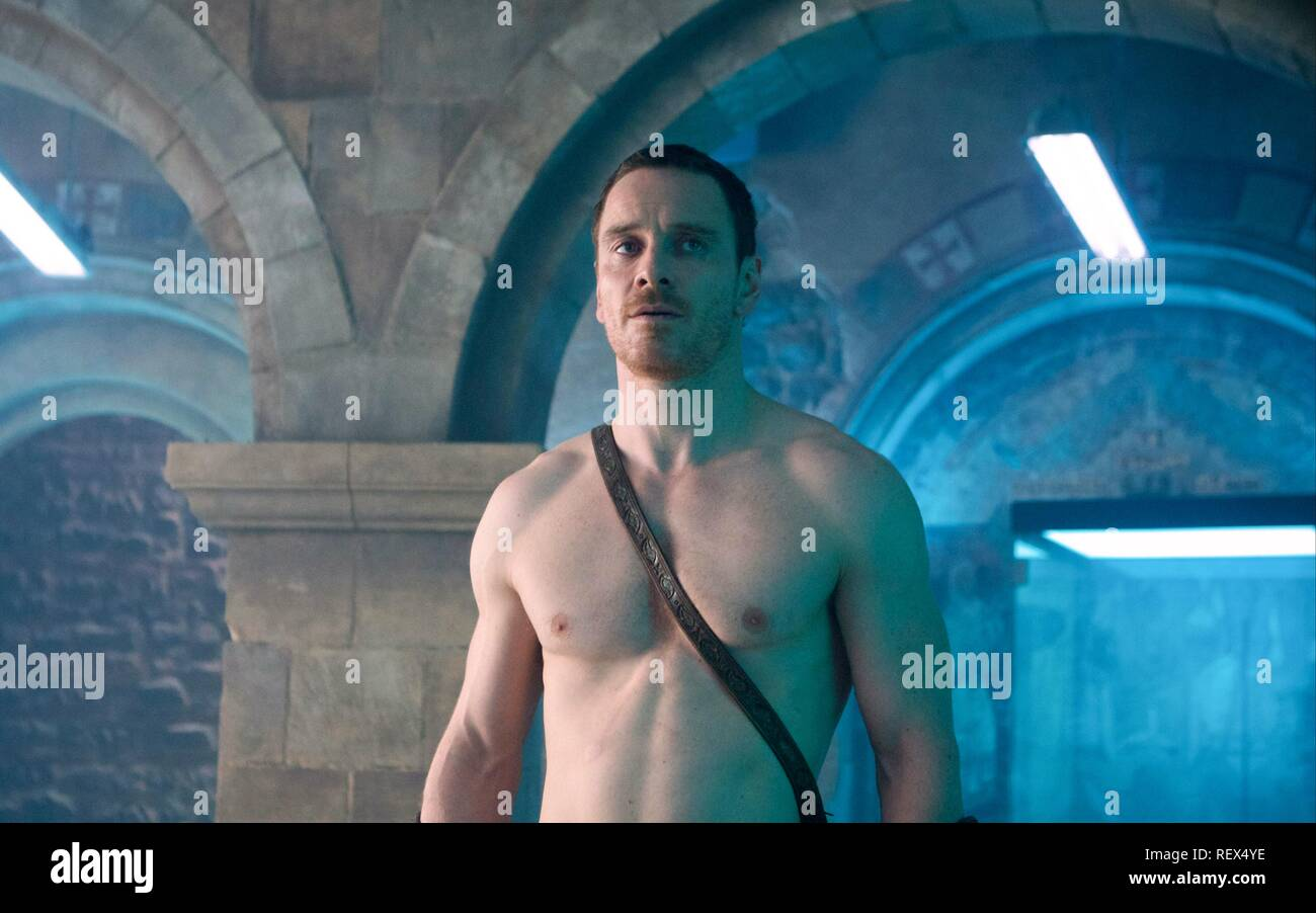 Michael Fassbender Assassin S Creed 2016 Stock Photo Alamy